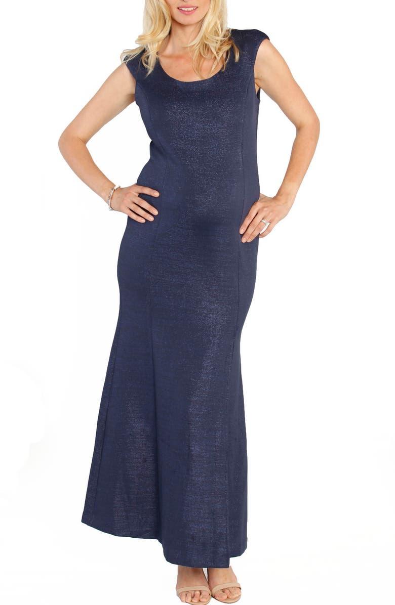 Dress to Impress Maternity Maxi Dress