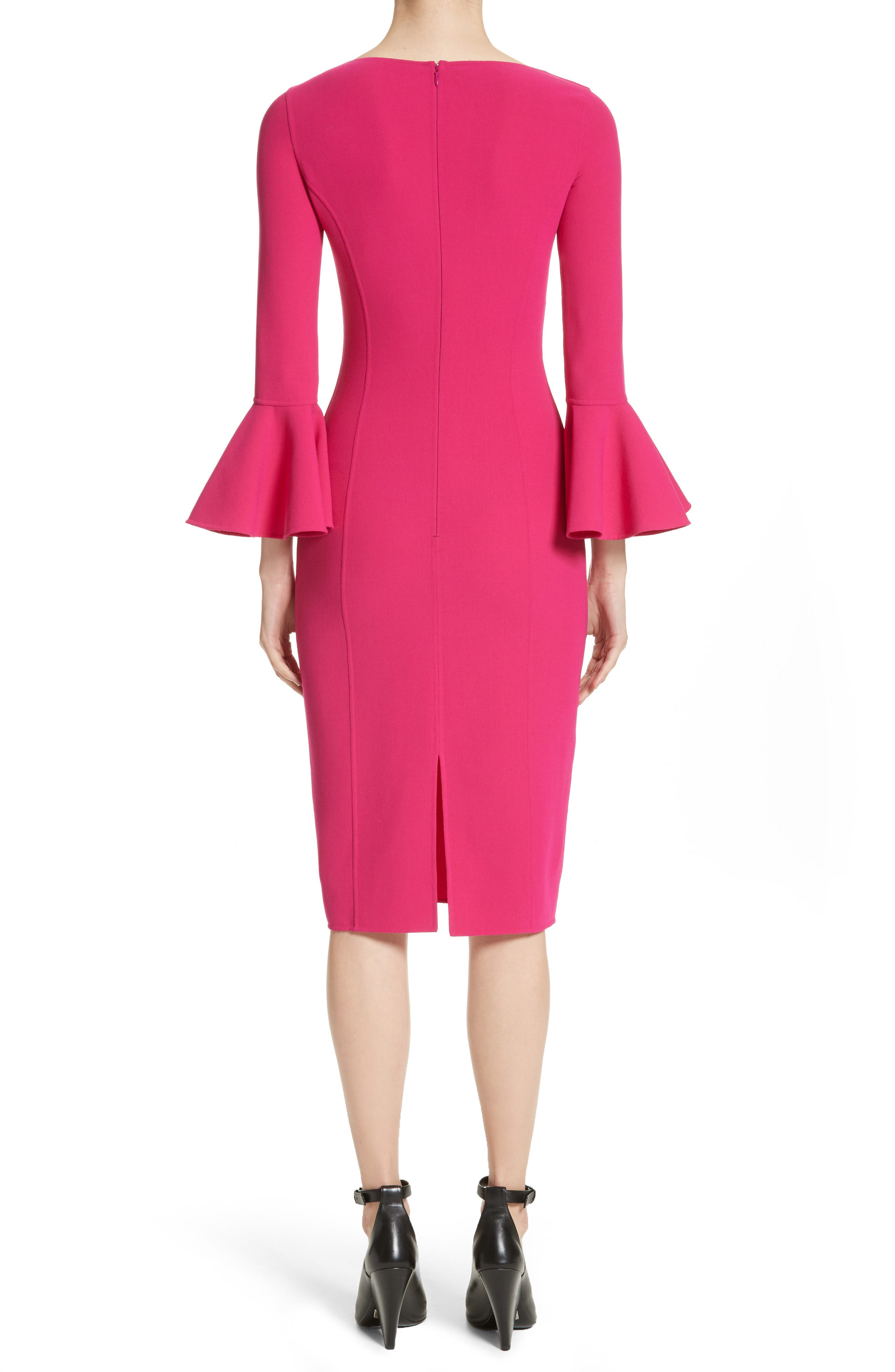 Alternate Image 2  - Michael Kors Bell Cuff Sheath Dress