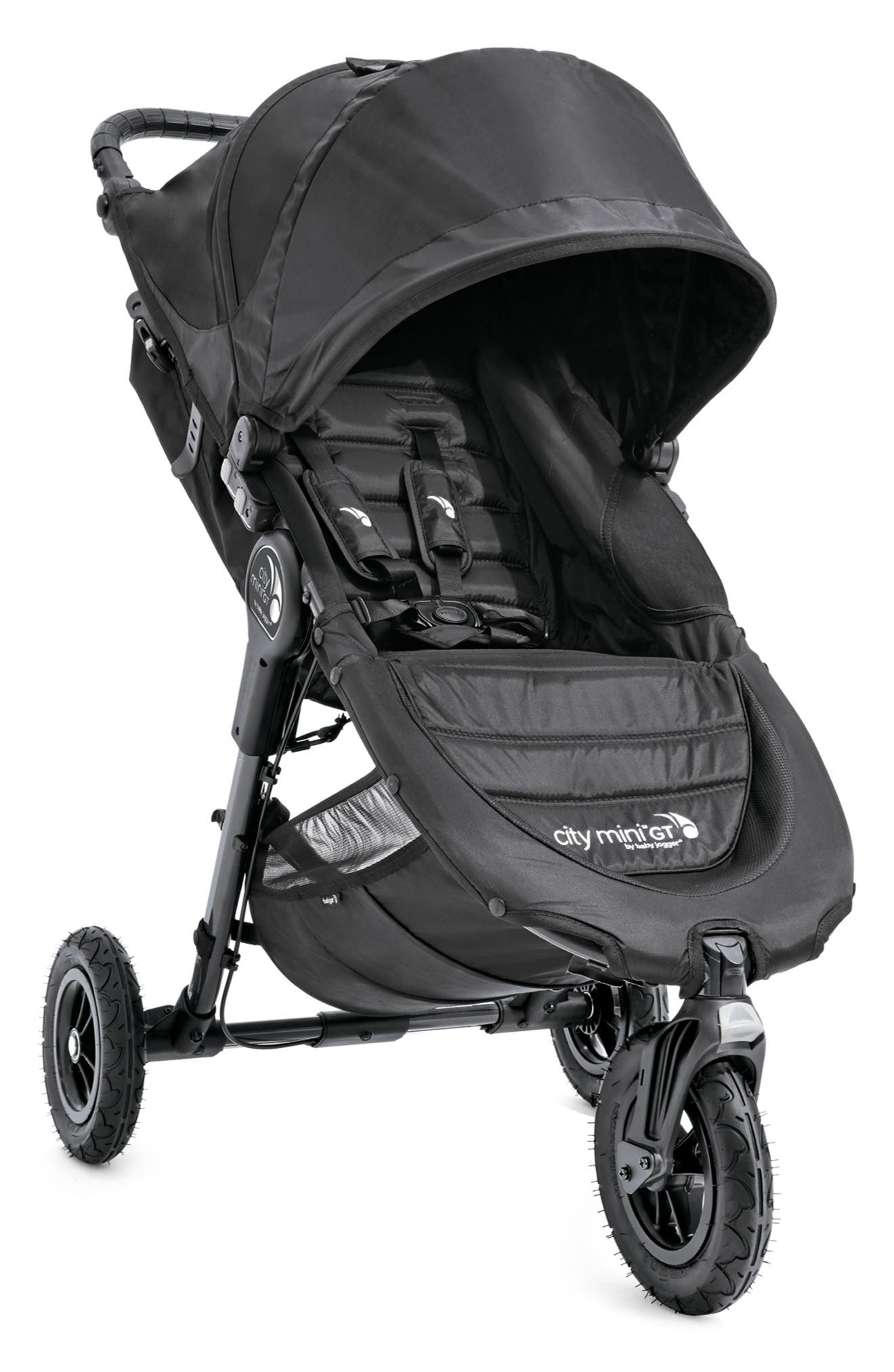 Alternate Image 1 Selected - Baby Jogger City Mini GT® Single Stroller & Parent Console Attachment