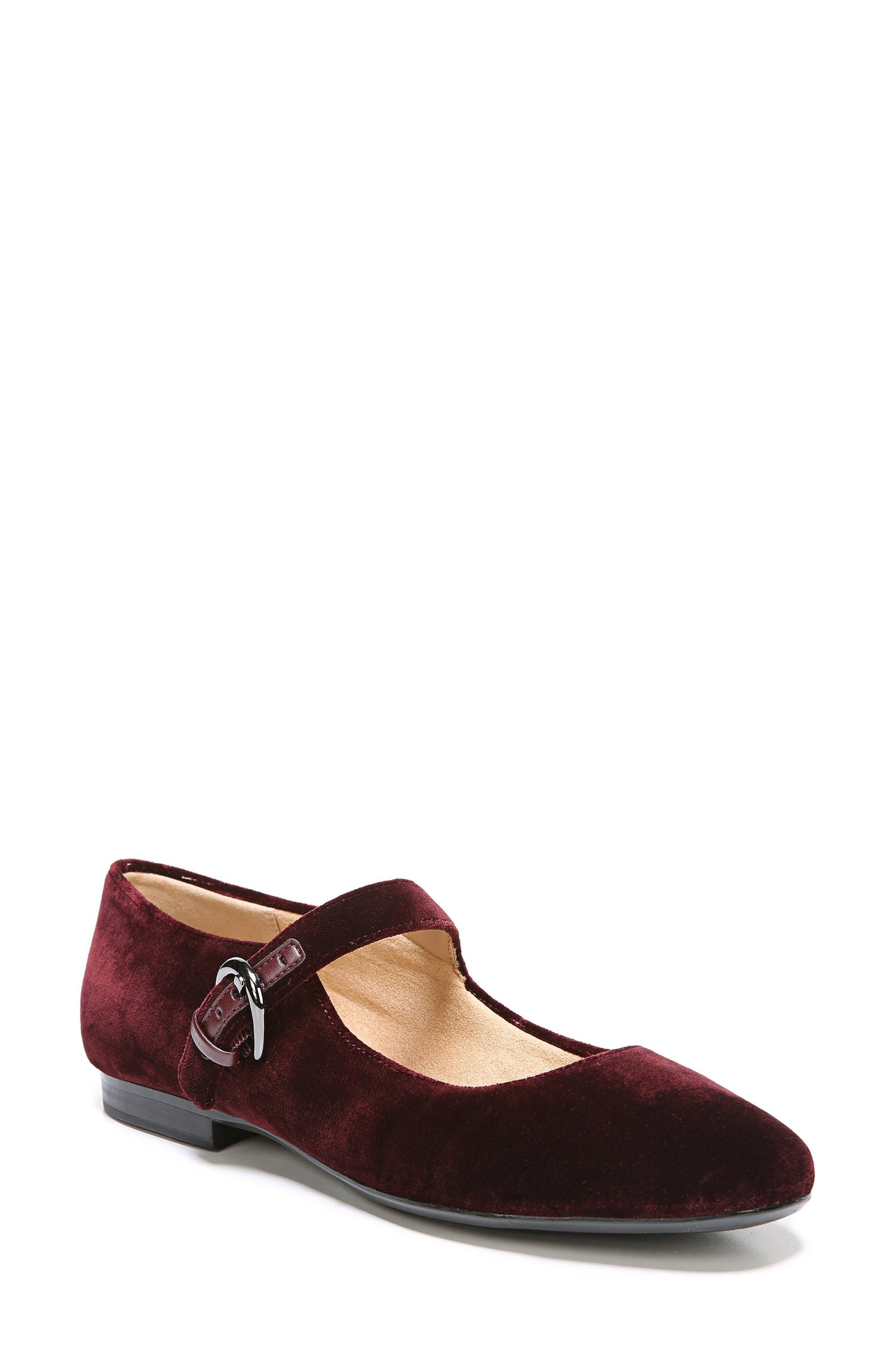 Naturalizer Erica Mary Jane Flat (Women)