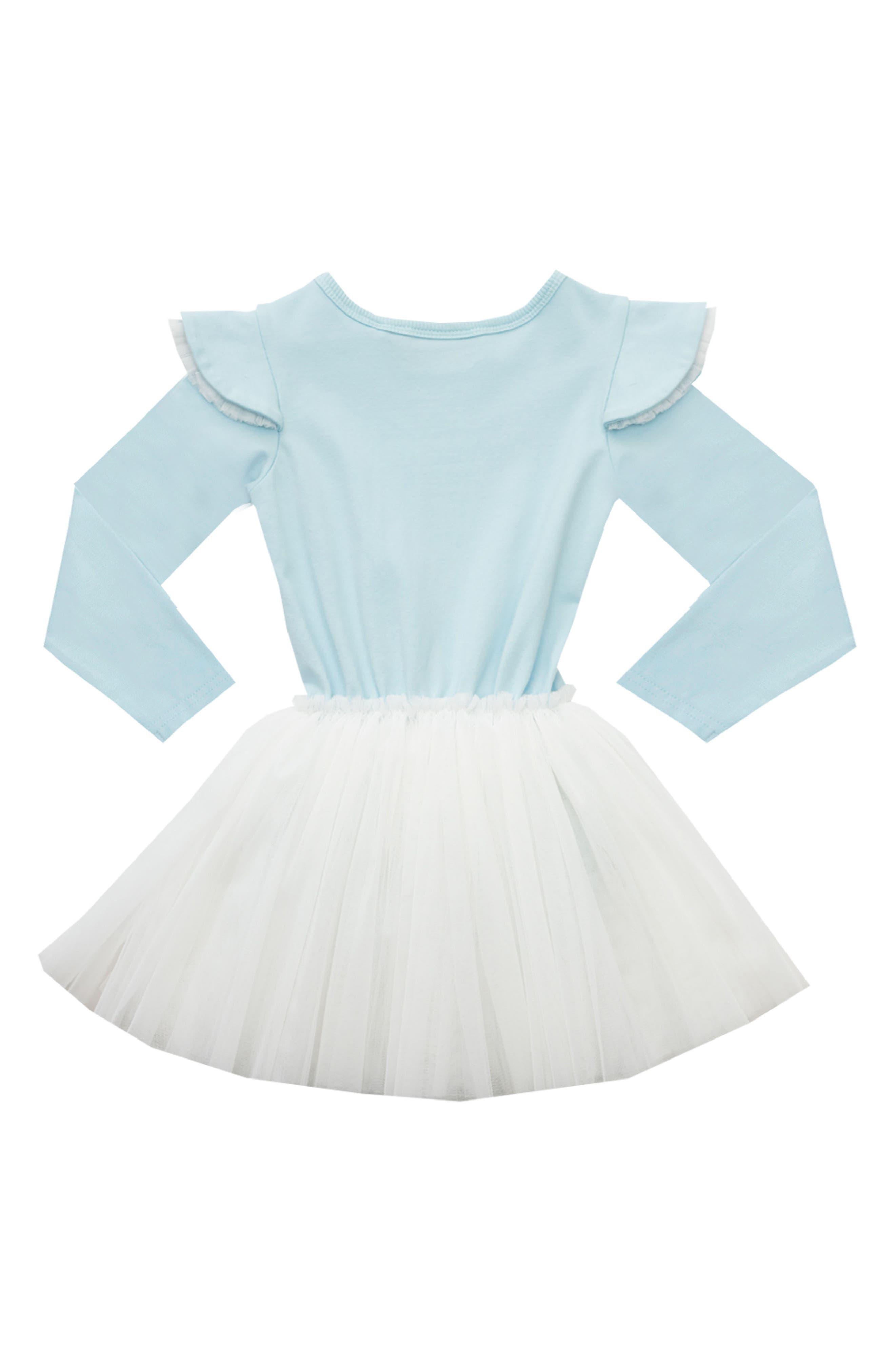 Alternate Image 2  - Rock Your Kid Lulu & Lola Circus Dress (Toddler Girls & Little Girls)