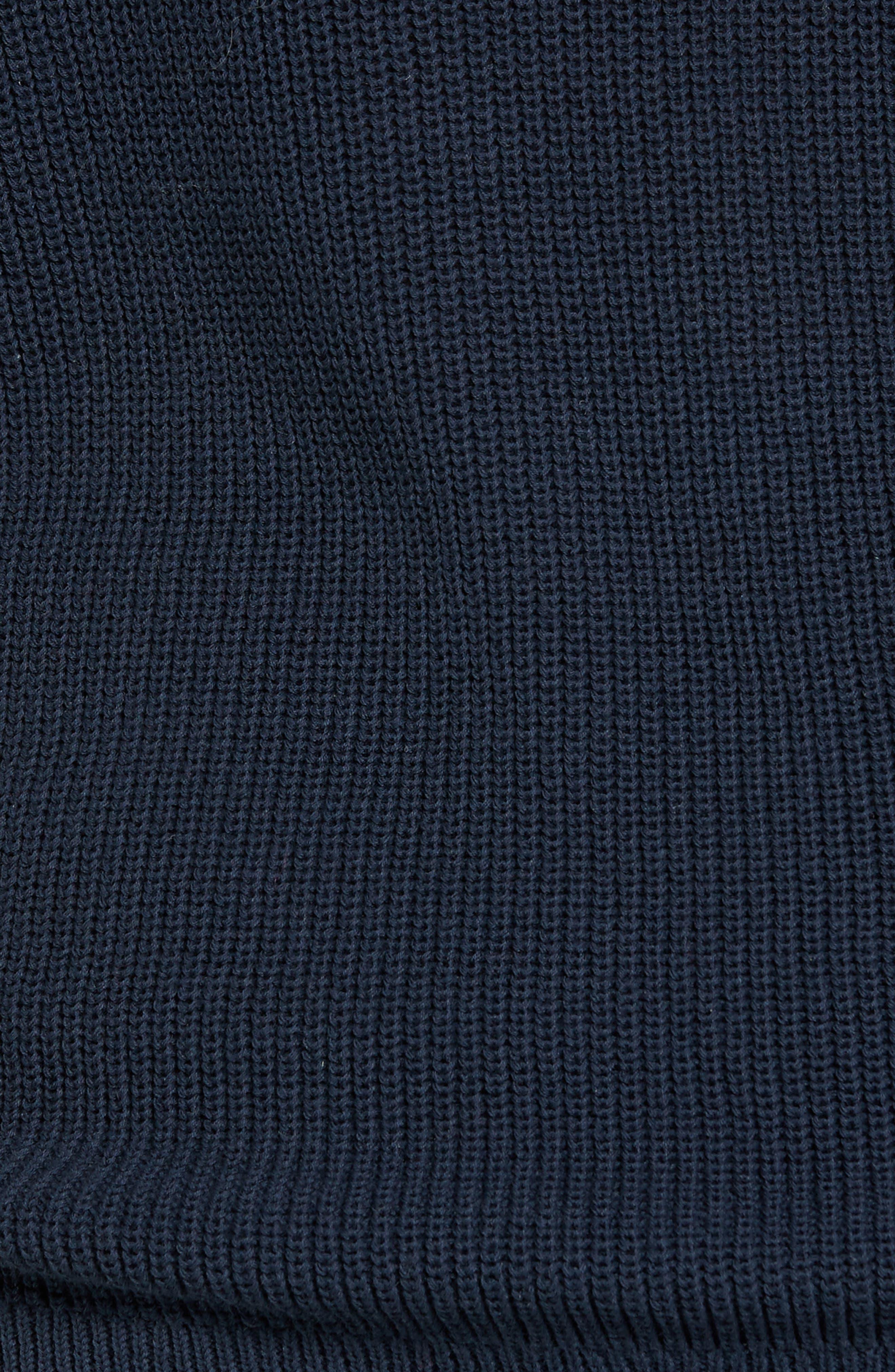 Alternate Image 5  - Nordstrom Men's Shop Crewneck Sweater (Regular)