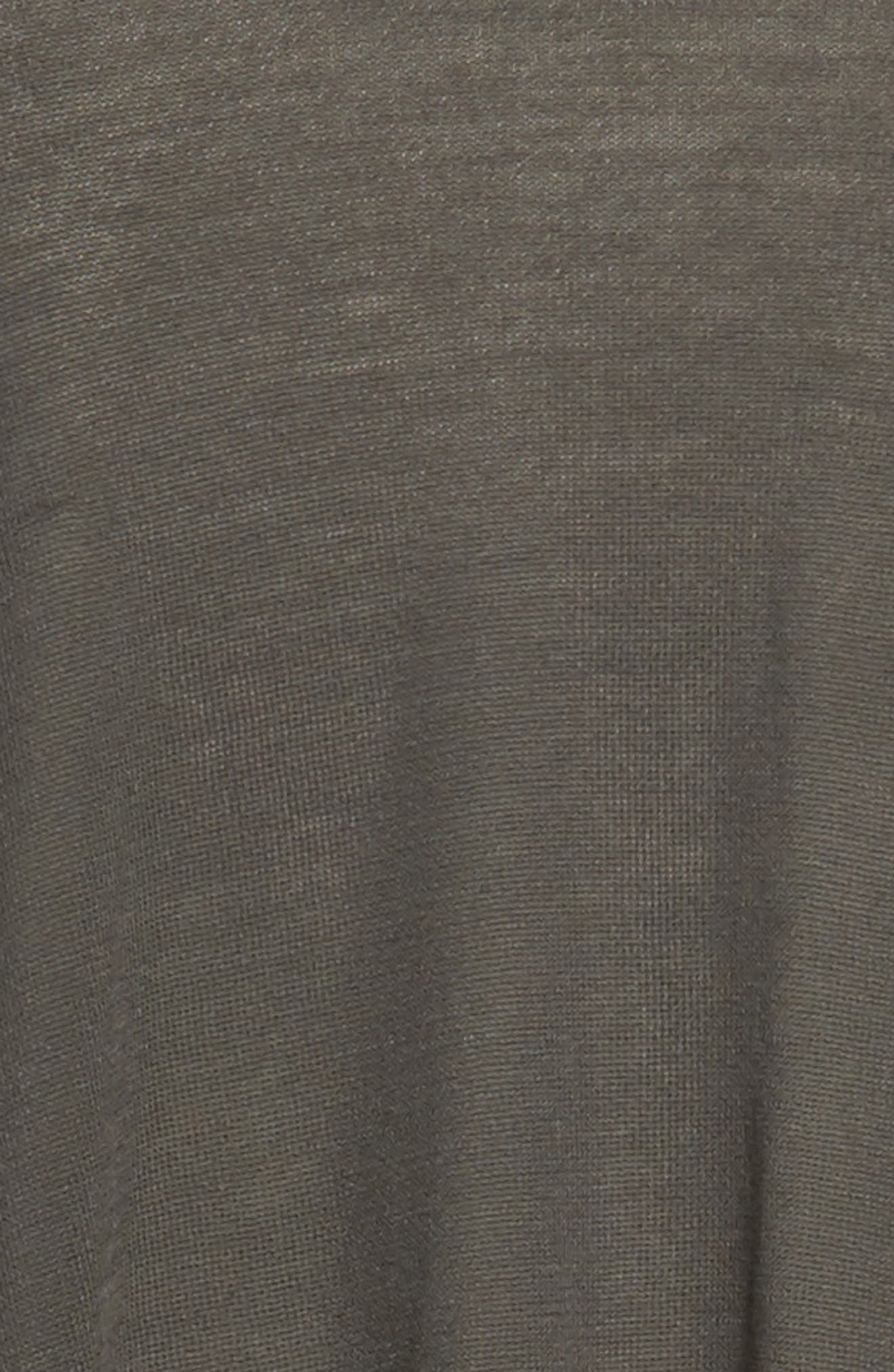 Tencel<sup>®</sup> Serape,                             Alternate thumbnail 6, color,                             Bark