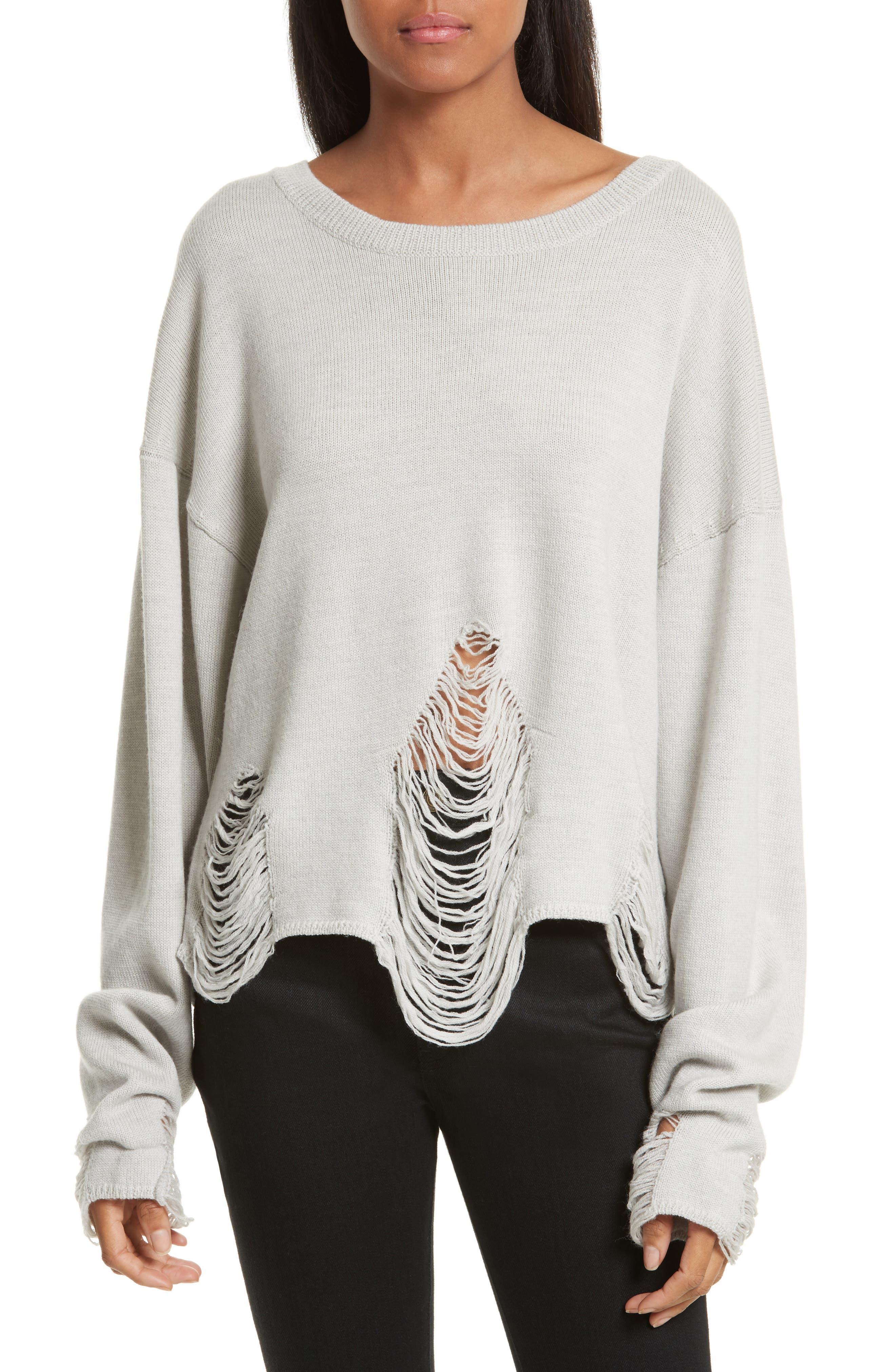 Alternate Image 1 Selected - IRO Parola Sweater