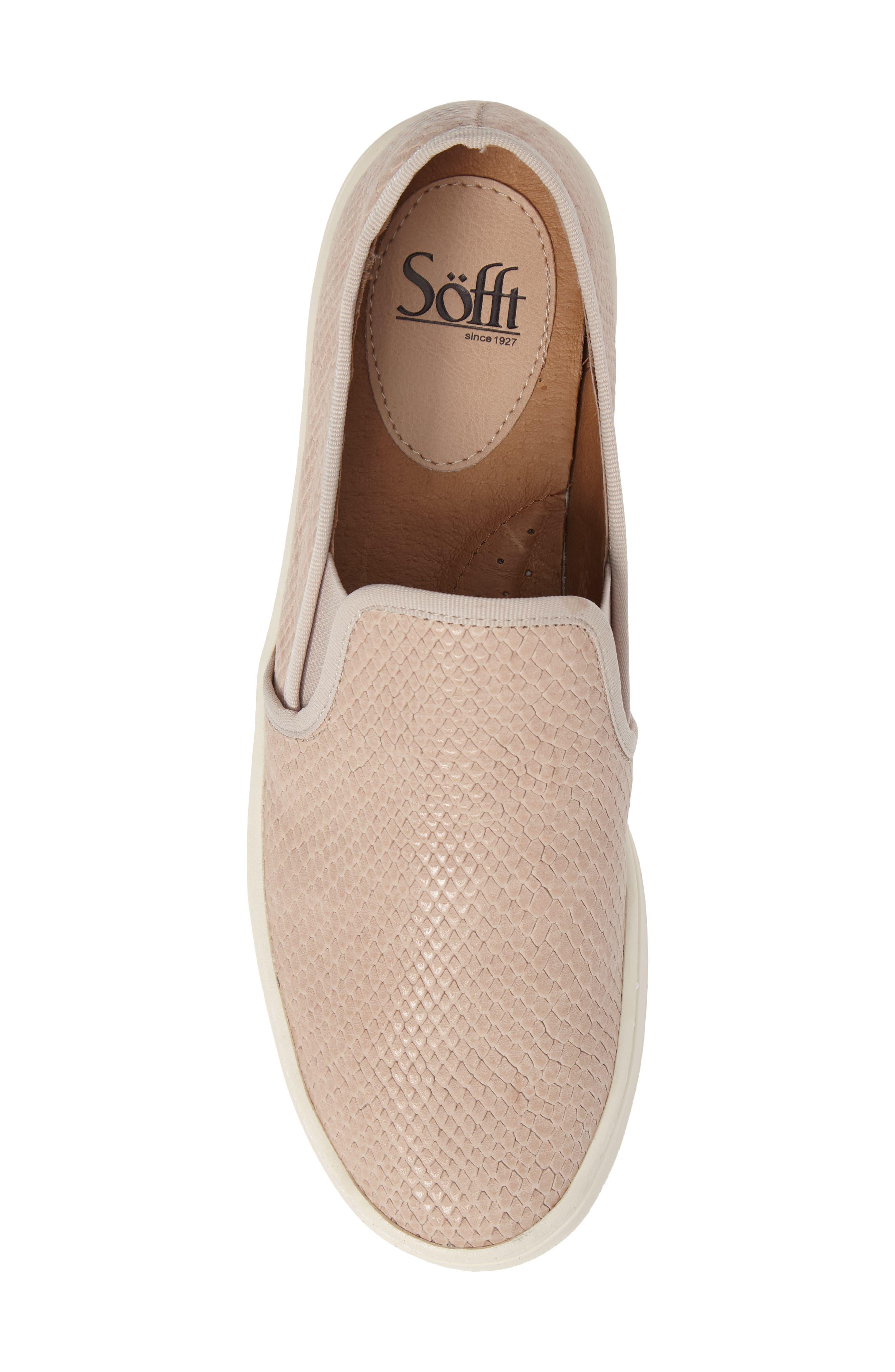 Alternate Image 5  - Söfft 'Somers' Slip-On Sneaker (Women)