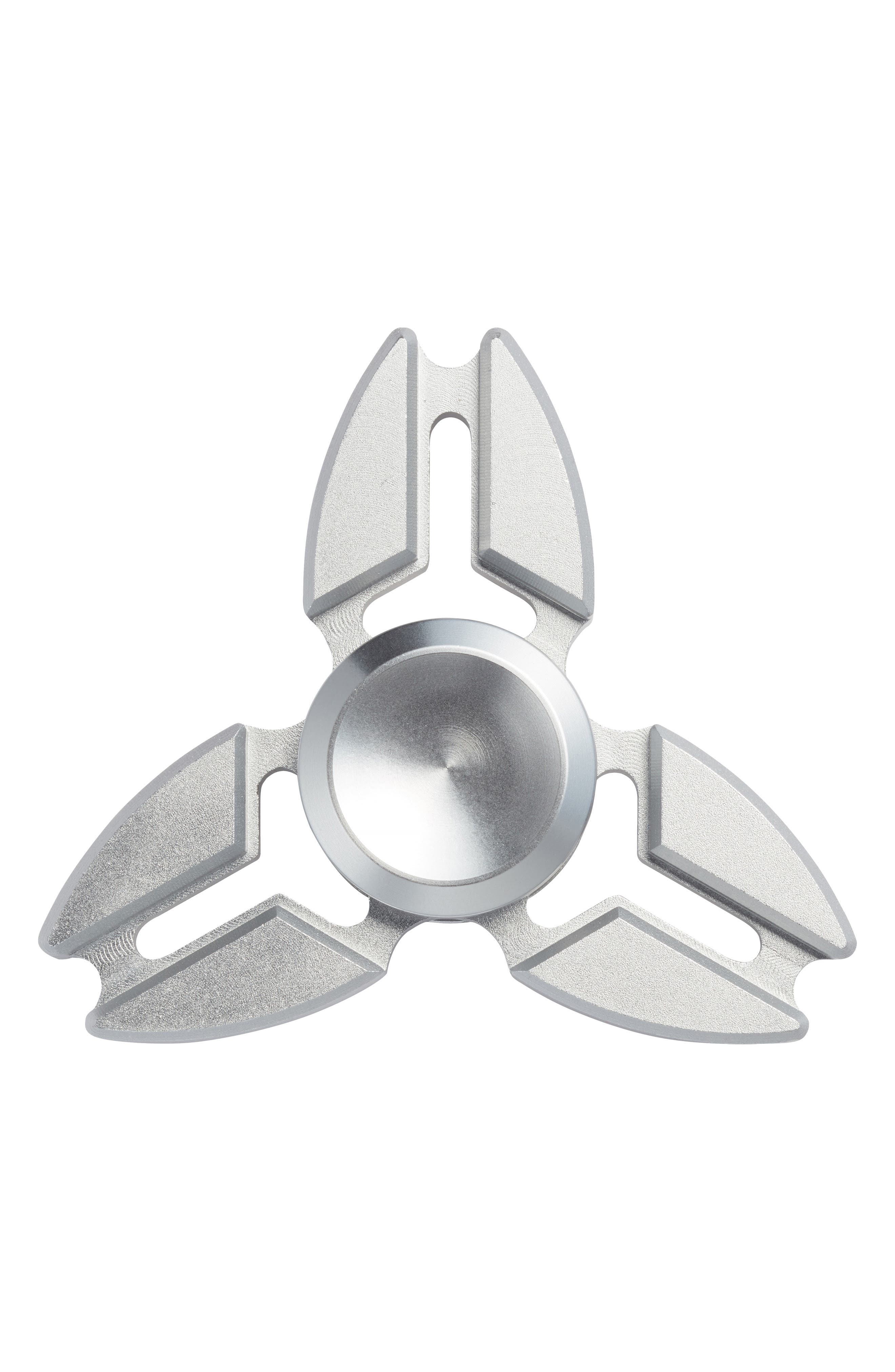 Addictive Fidget Toys Coulee Tri Bar Fidget Spinner
