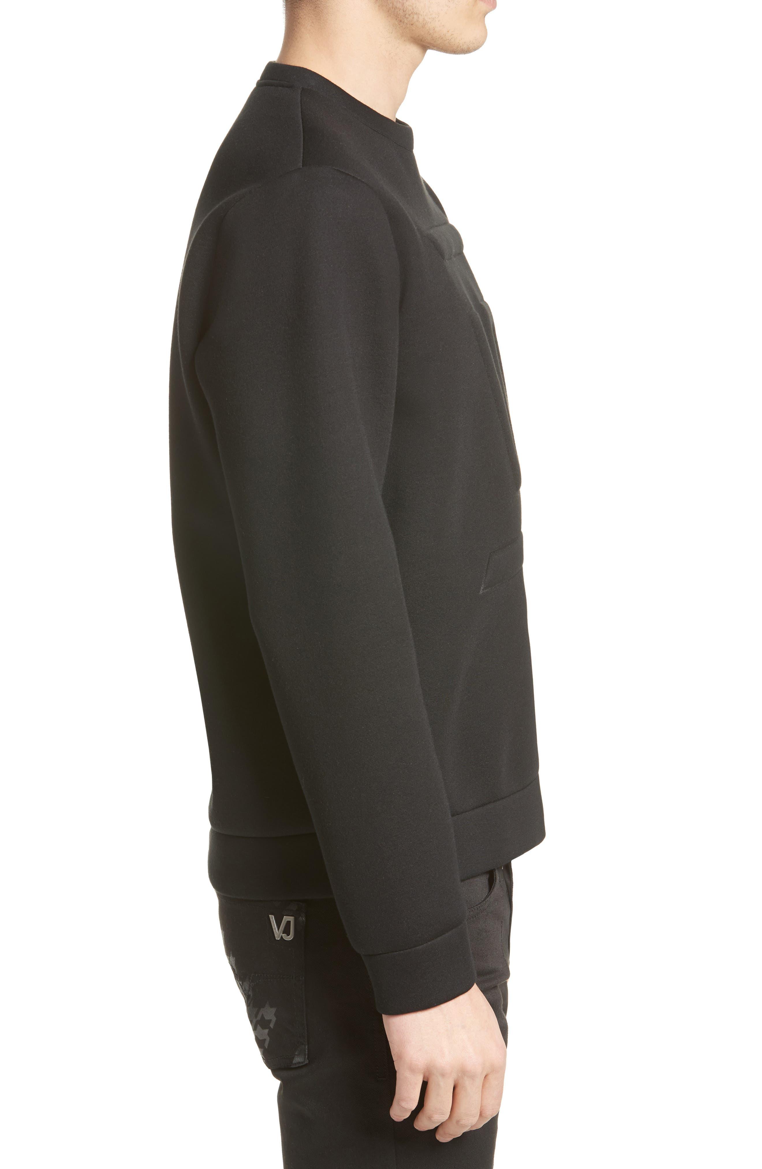 Alternate Image 3  - Versace Jeans Large Logo Sweatshirt