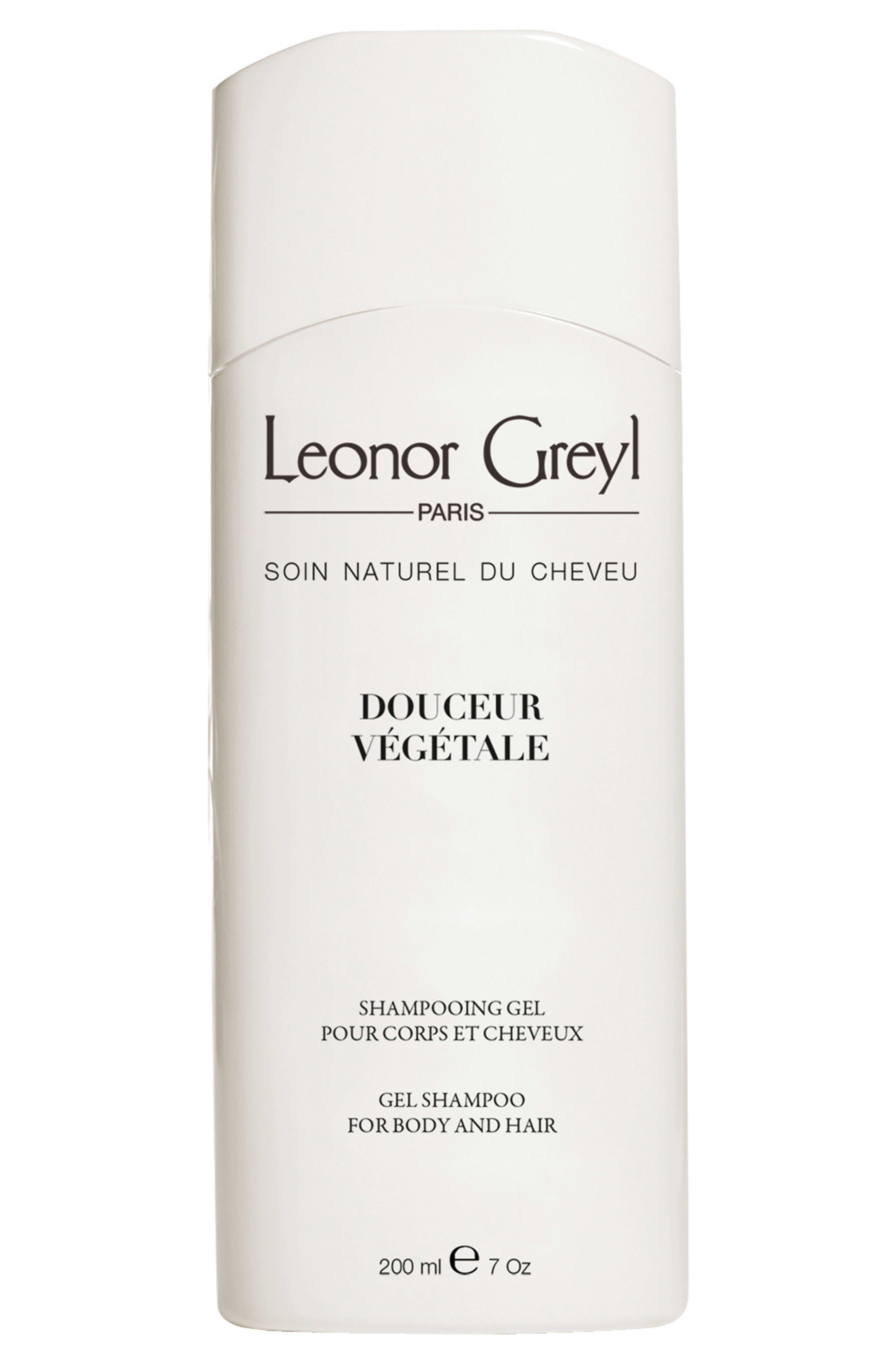 'Douceur Végétale' Gel Shampoo for Body & Hair,                             Main thumbnail 1, color,                             No Color