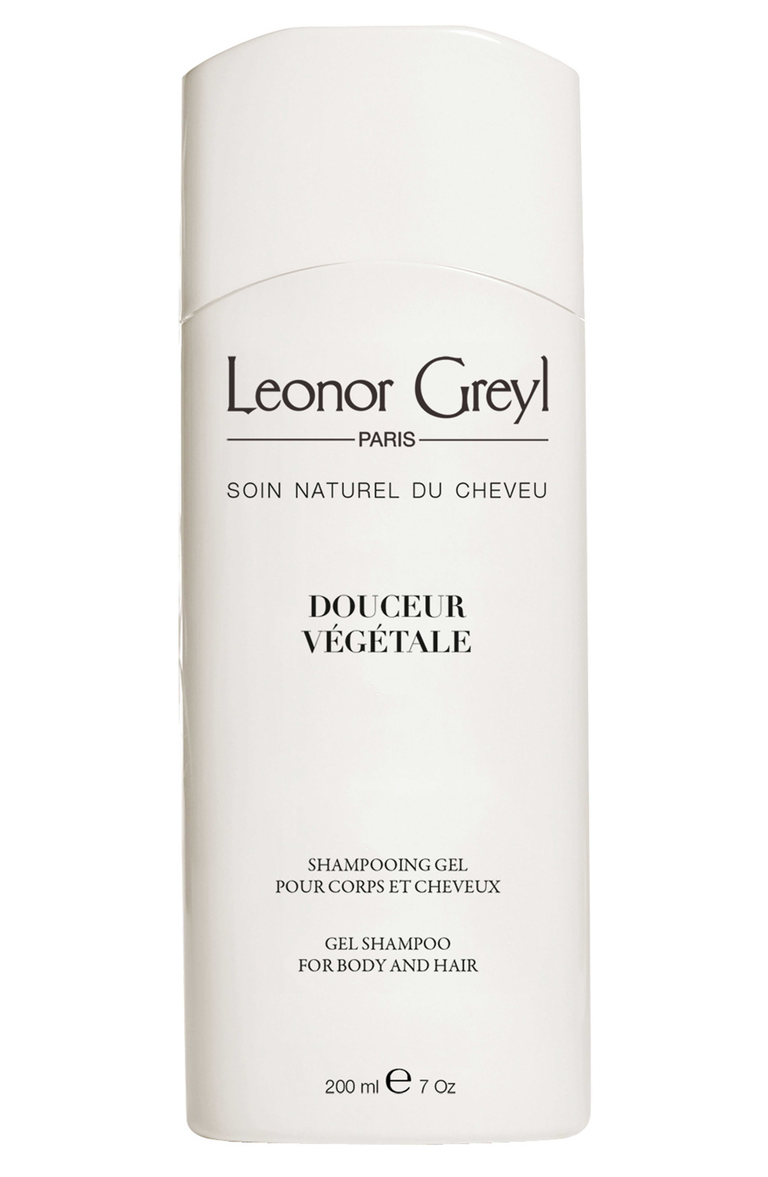 Leonor Greyl PARIS 'Douceur Végétale' Gel Shampoo for Body & Hair