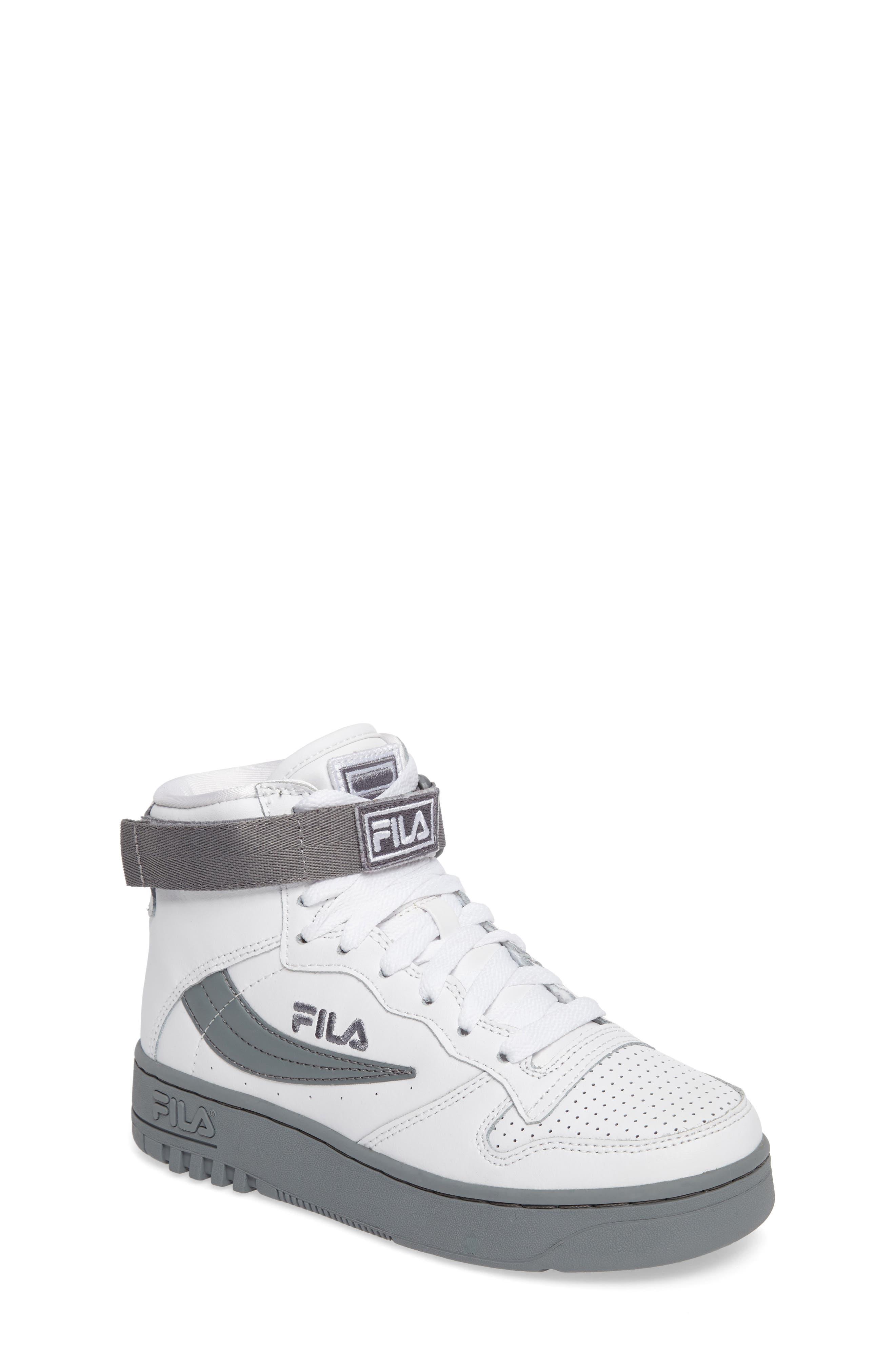 Alternate Image 1 Selected - FILA FX-100 High Top Sneaker (Big Kid)