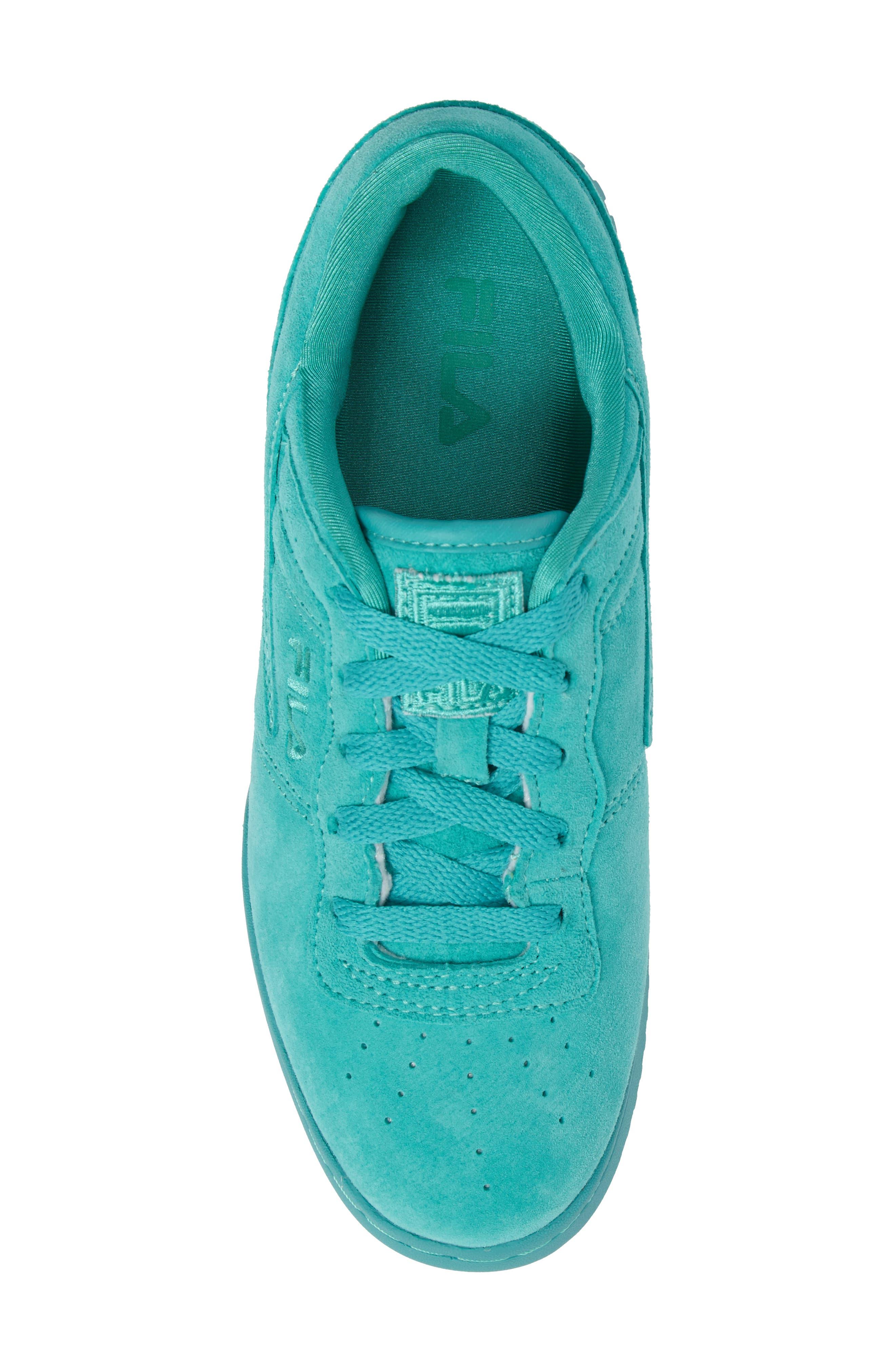 Original Fitness Sneaker,                             Alternate thumbnail 5, color,                             Sea Foam