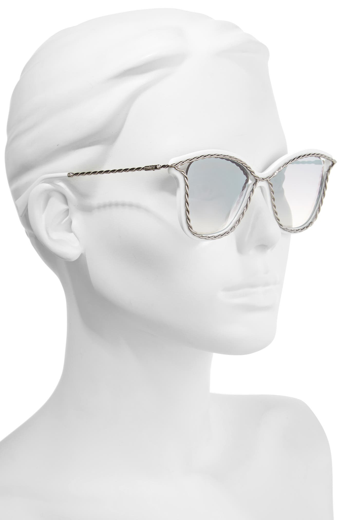 Alternate Image 2  - MARC JACOBS 52mm Cat Eye Sunglasses