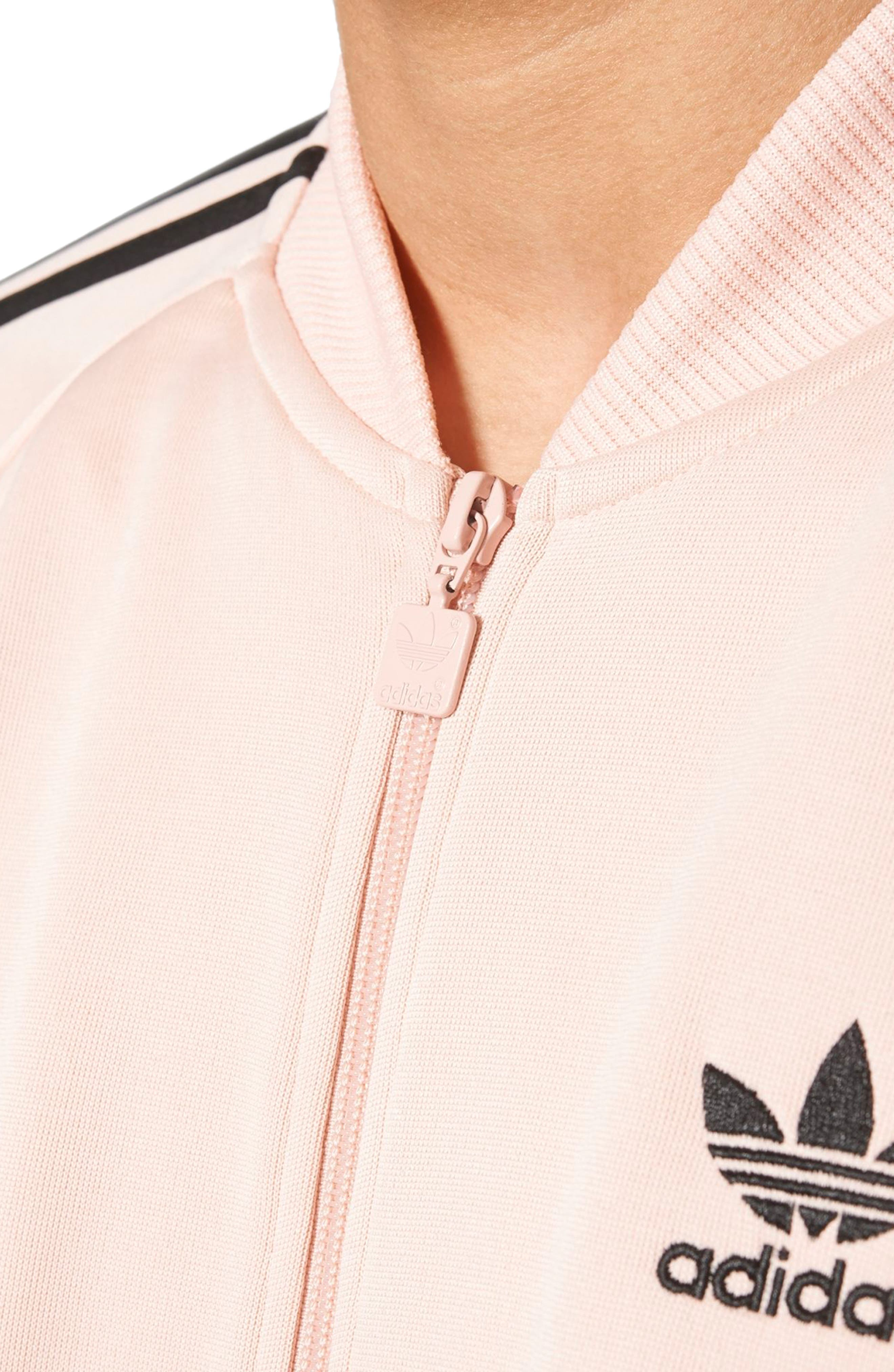 Alternate Image 4  - adidas Originals 'Superstar' Track Jacket