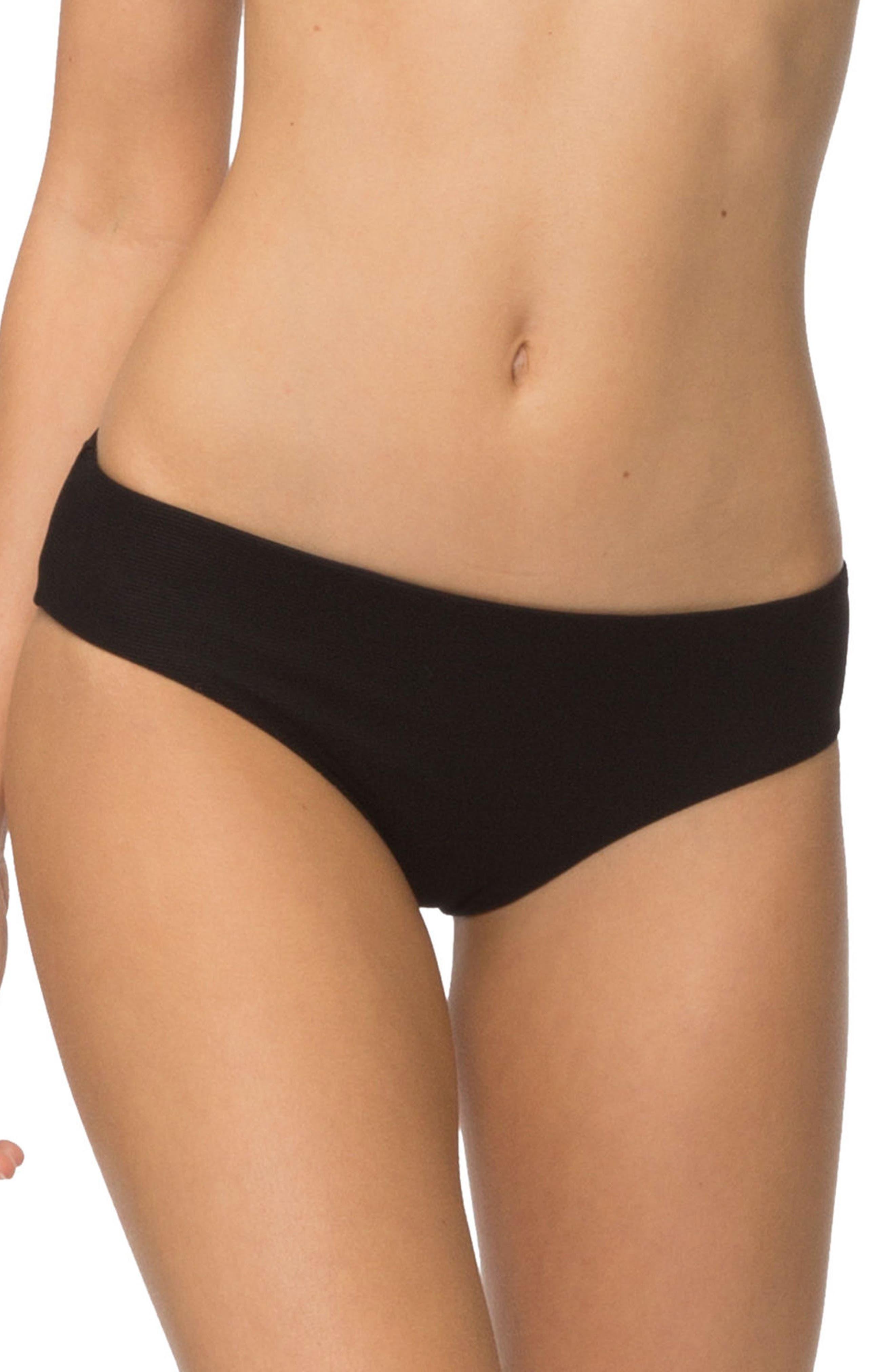 Main Image - TAVIK Ali Ribbed Bikini Bottoms