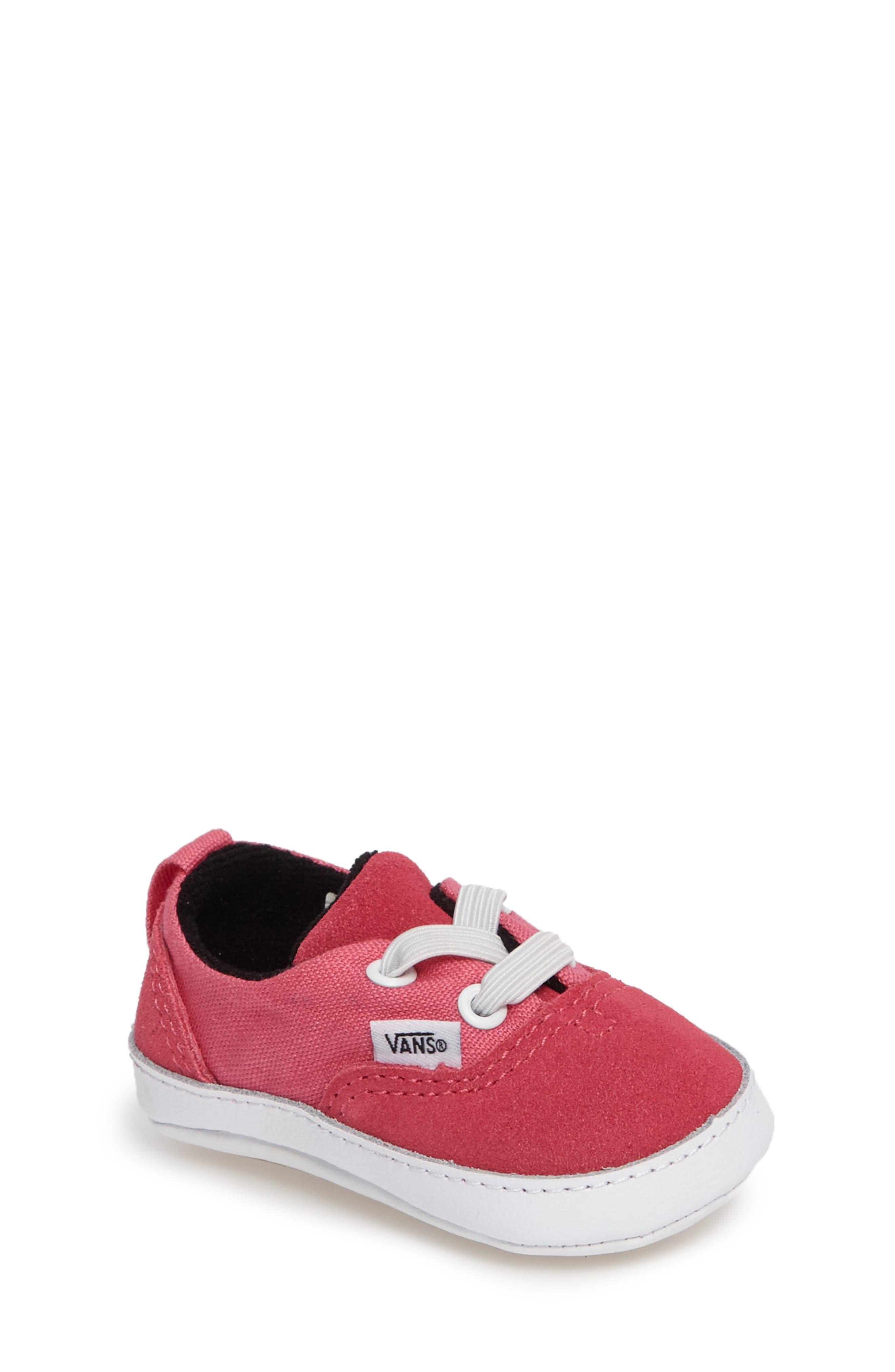 Vans 'Era' Crib Sneaker (Baby)