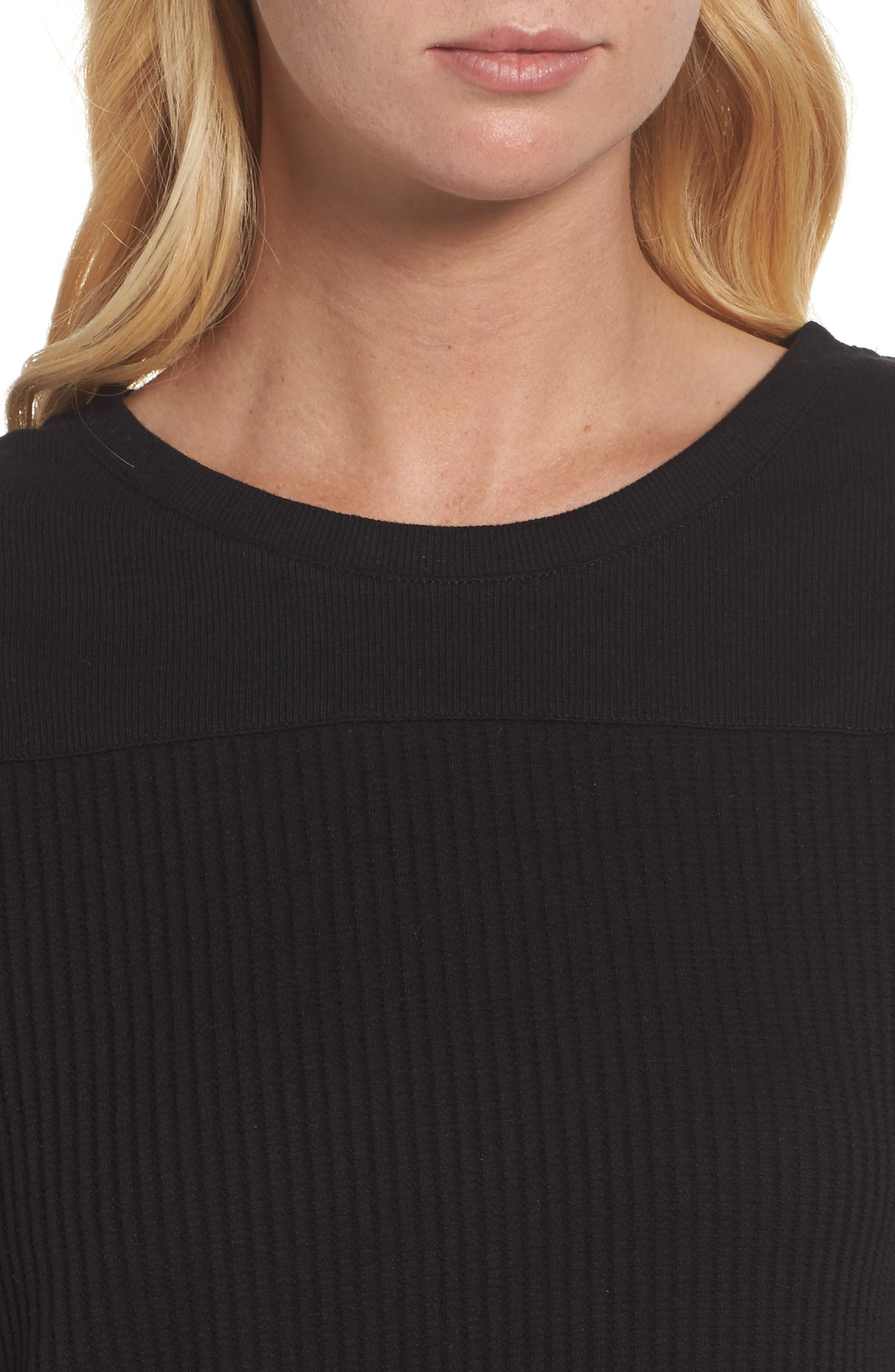 Alternate Image 5  - DKNY Long Sleeve Sleep Shirt