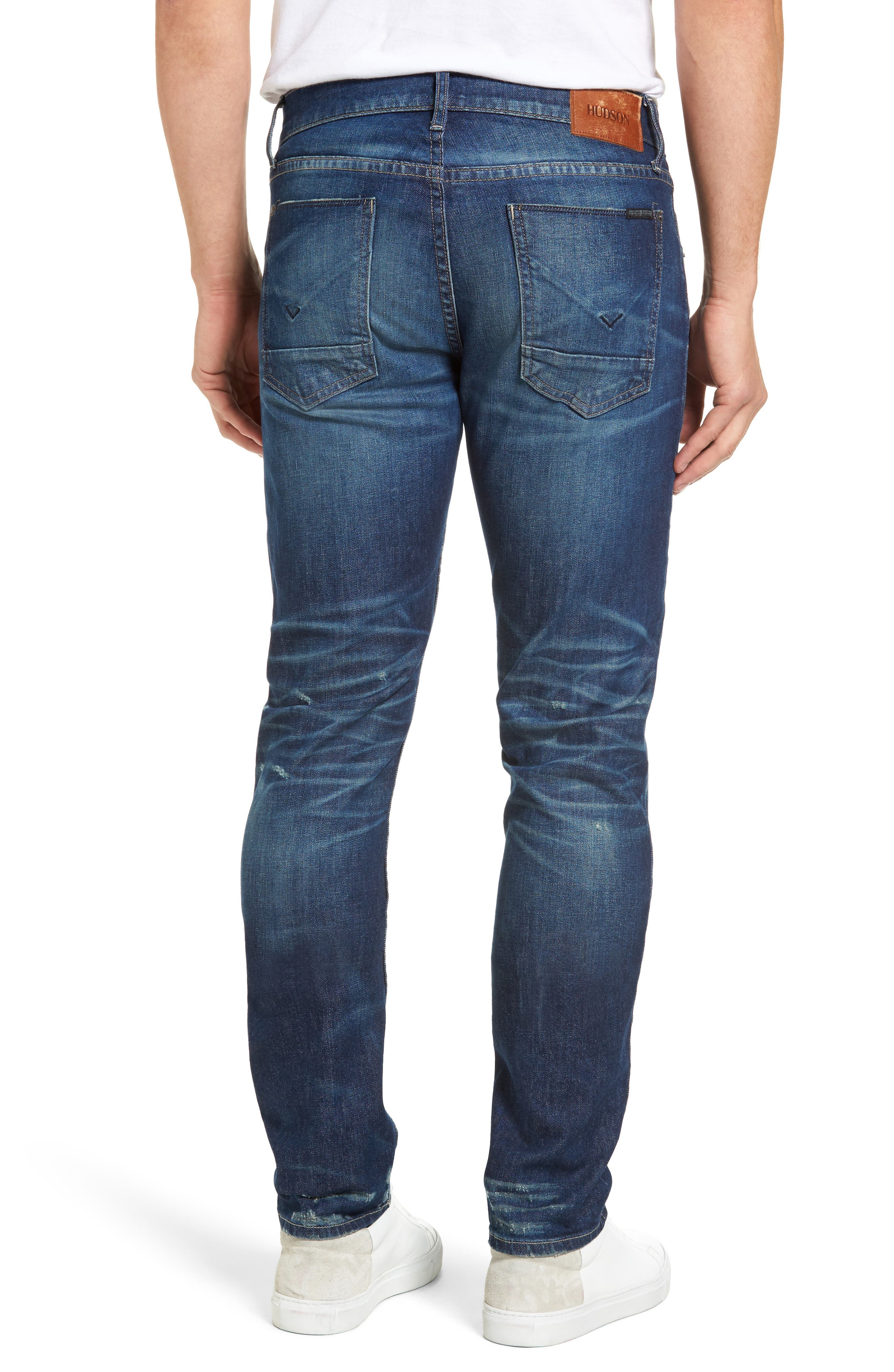 Blake Slim Fit Jeans,                             Alternate thumbnail 2, color,                             Operation