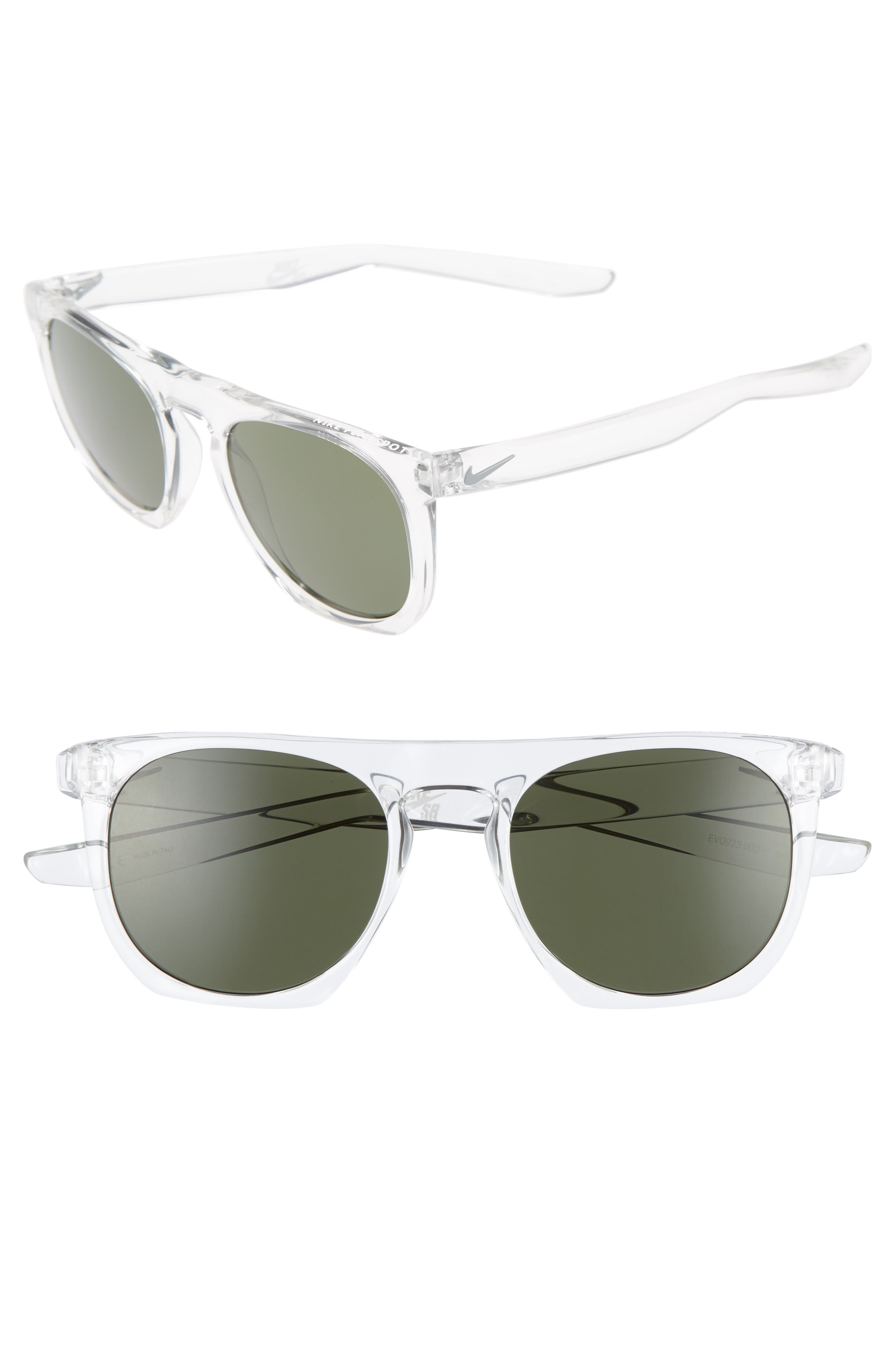 Nike Flatspot 52mm Sunglasses