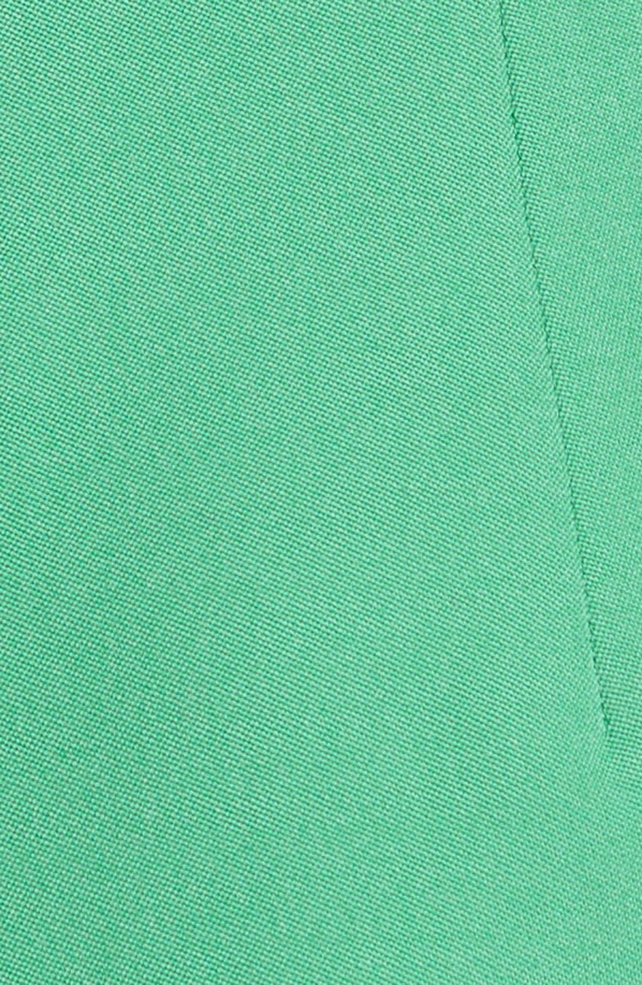 Alternate Image 3  - Carolina Herrera Beaded Stretch Wool Dress