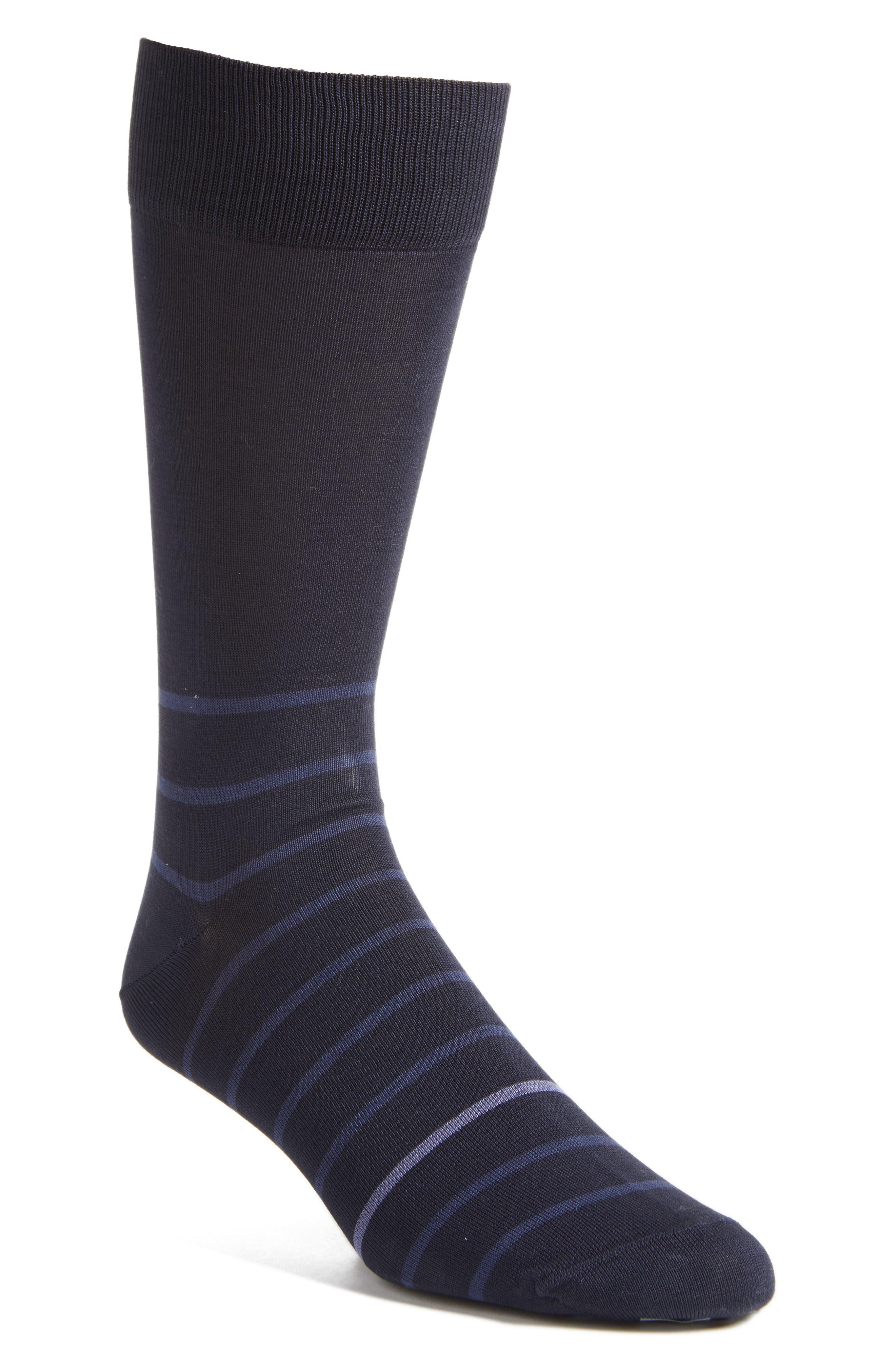John W. Nordstrom® Stripe Socks