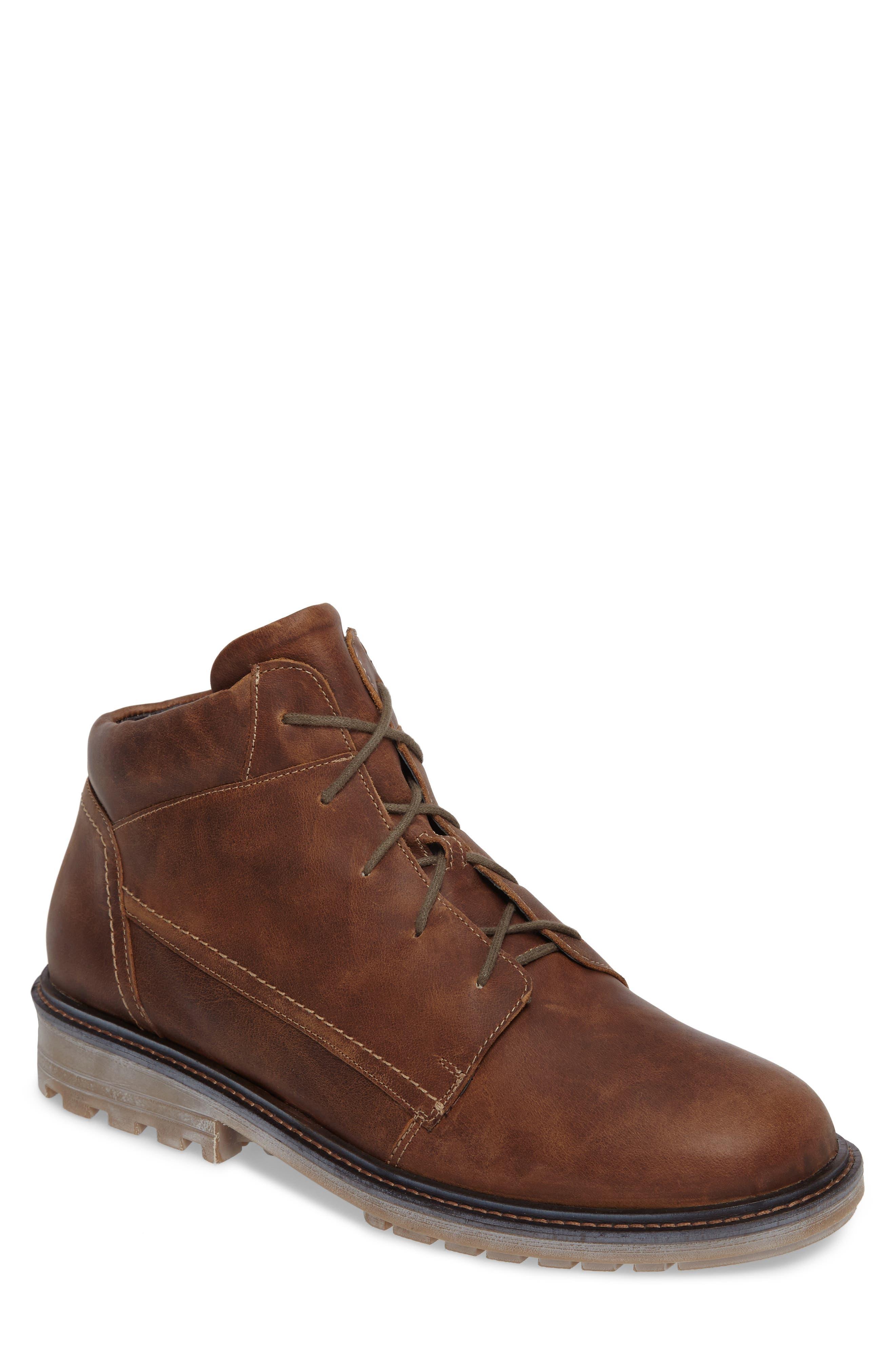 NAOT Limba Plain Toe Boot