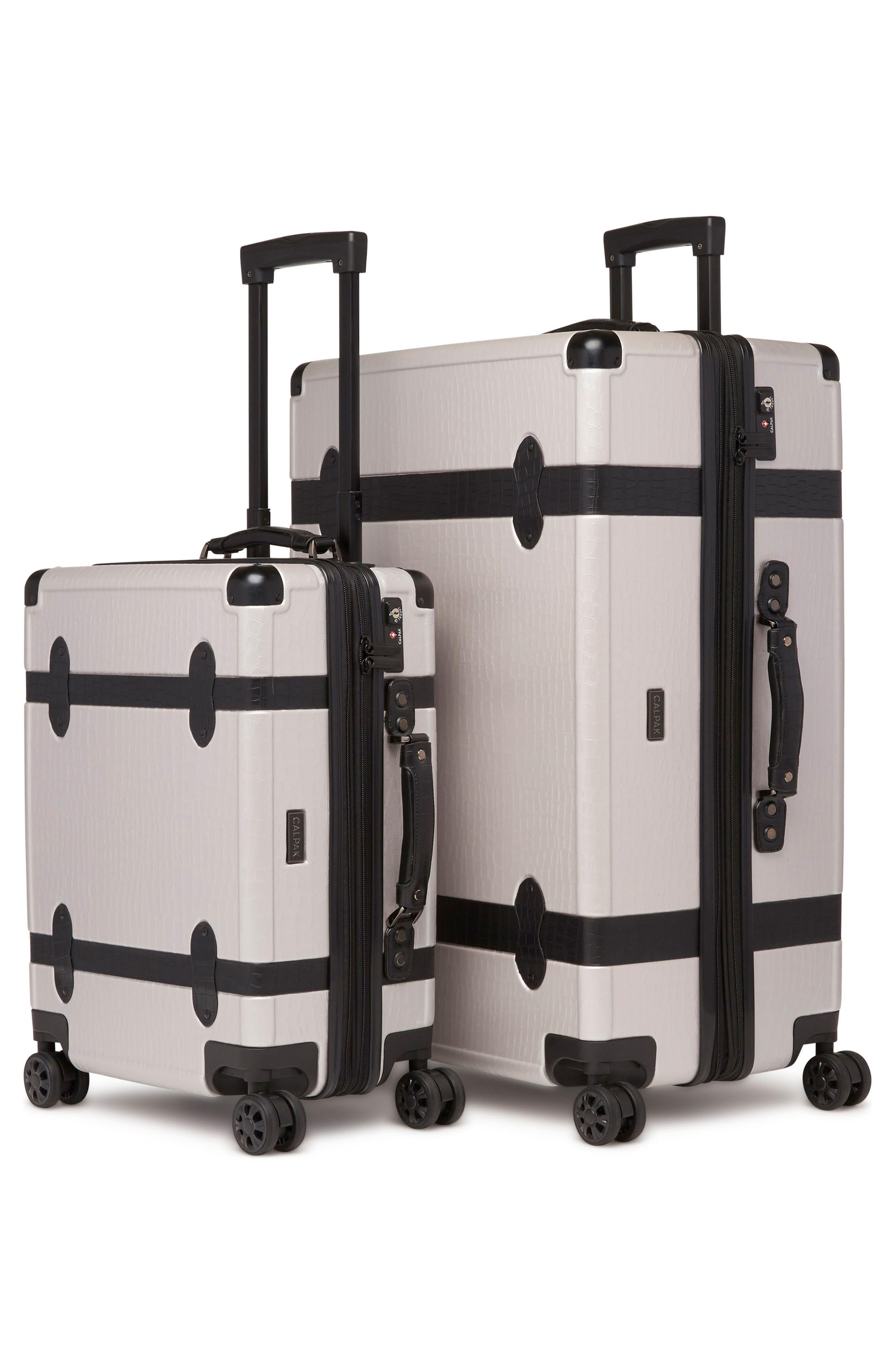 Alternate Image 4  - CALPAK 22-Inch & 30-Inch Trunk Rolling Luggage Set