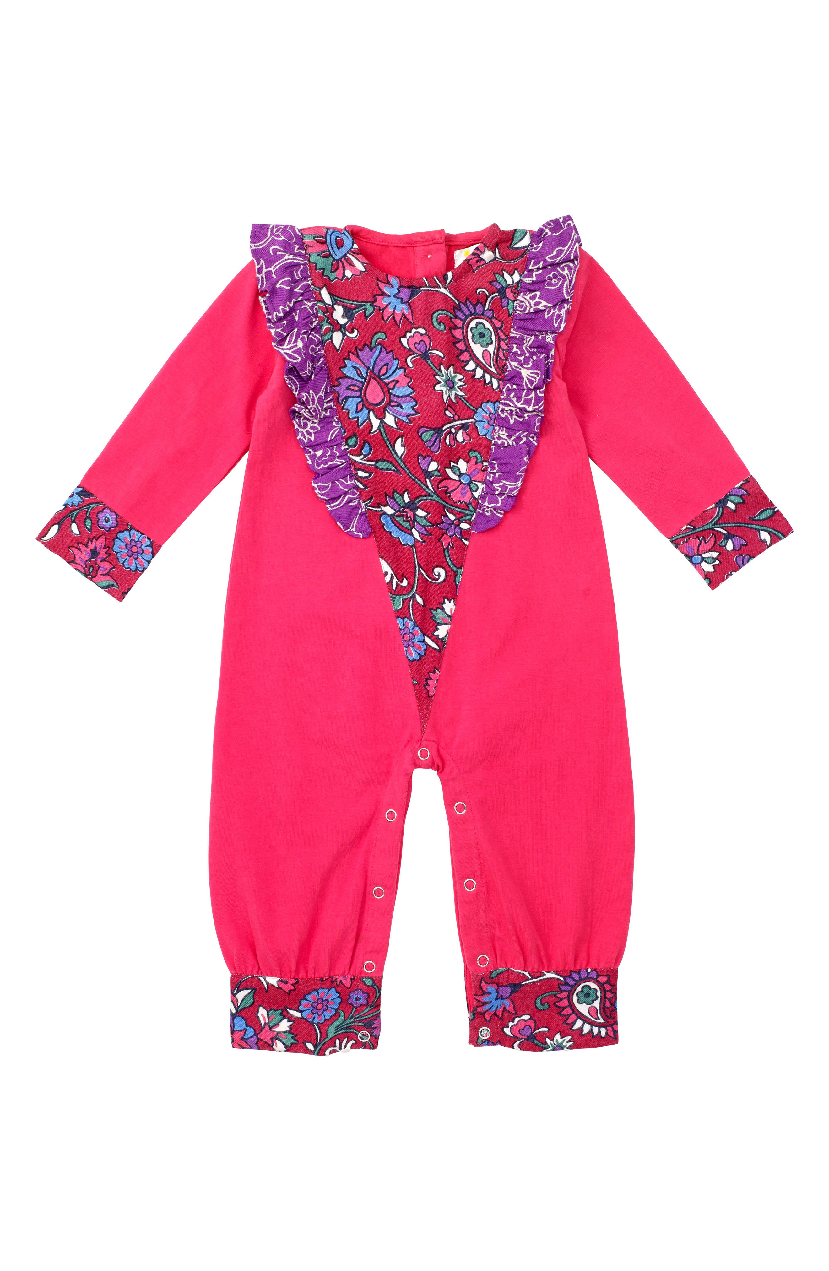 Alternate Image 1 Selected - Masalababy Fantasia Romper (Baby Girls)