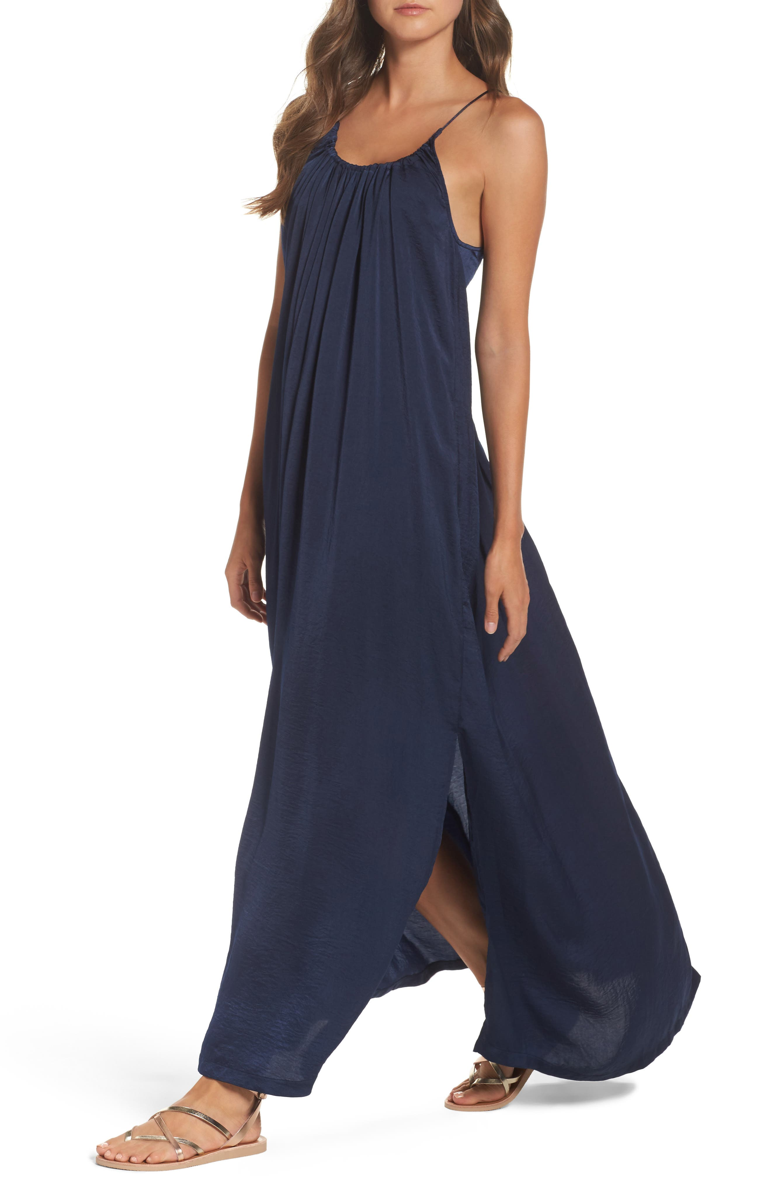 Alternate Image 4  - Knot Sisters Yvonne Maxi Dress