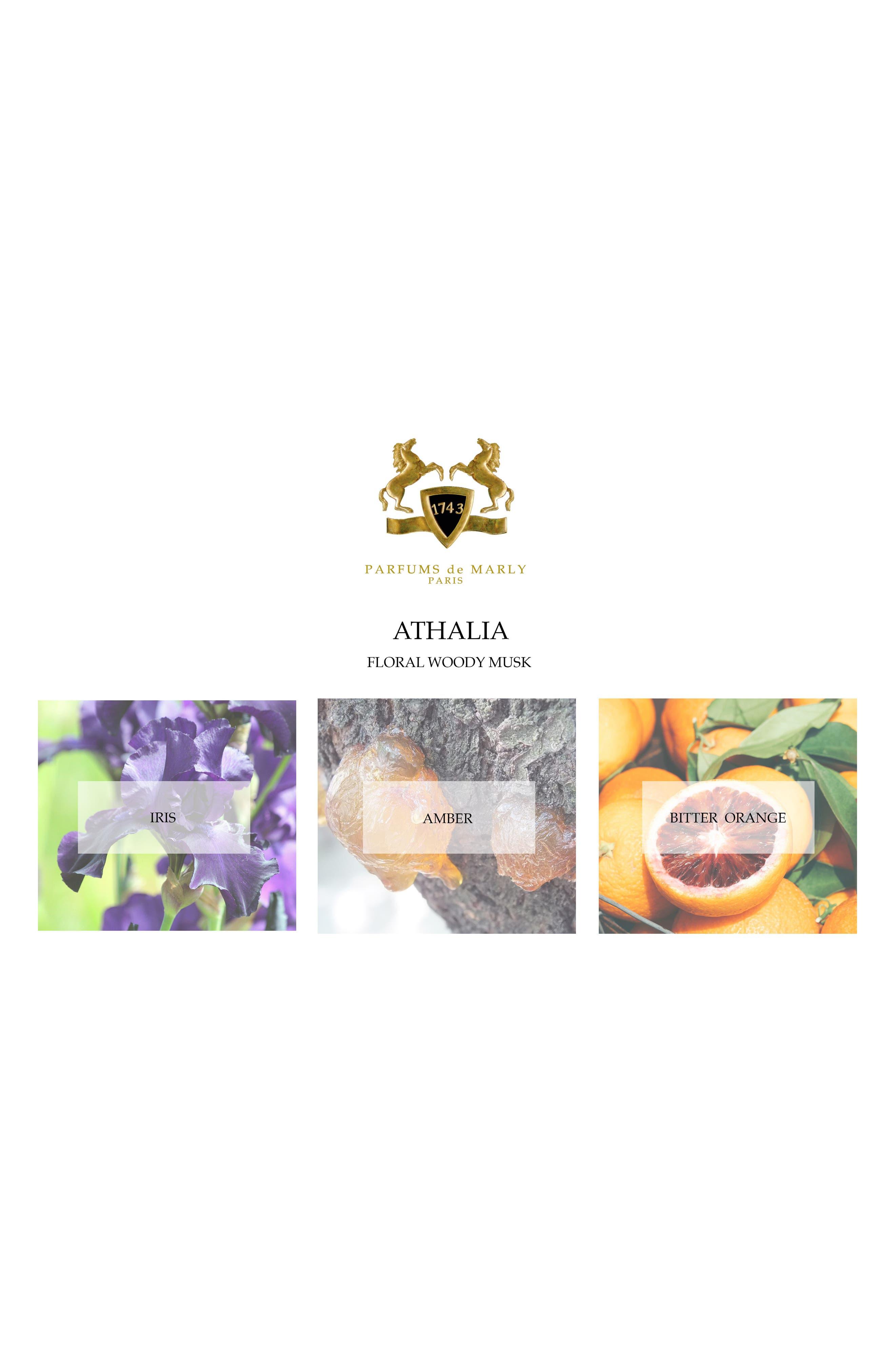 Alternate Image 2  - Parfums de Marly Athalia Eau de Parfum