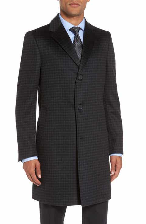 Men's Cashmere Coats & Men's Cashmere Jackets | Nordstrom