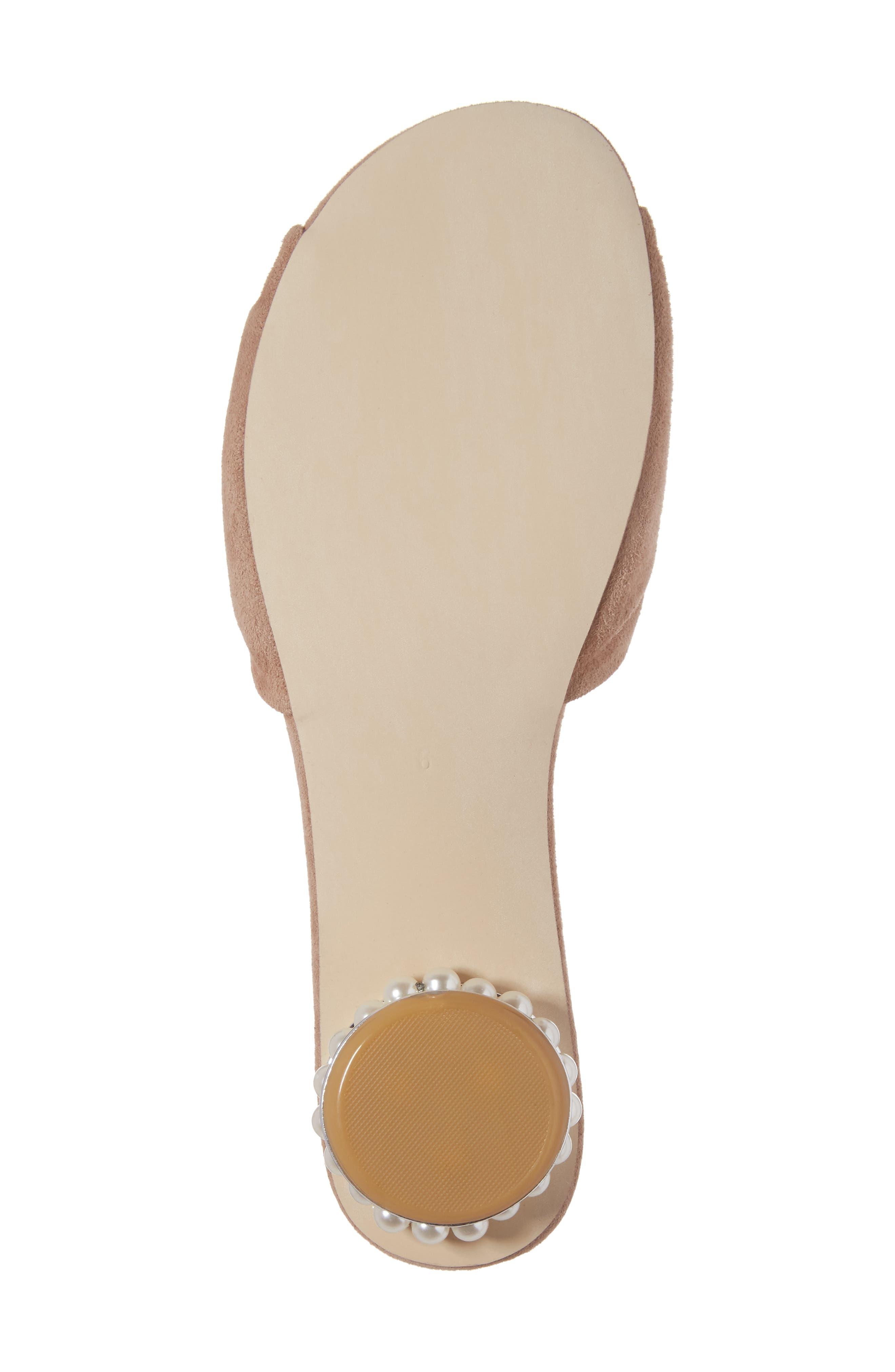 Alternate Image 6  - Jeffrey Campbell Turbina Embellished Slide Sandal (Women)