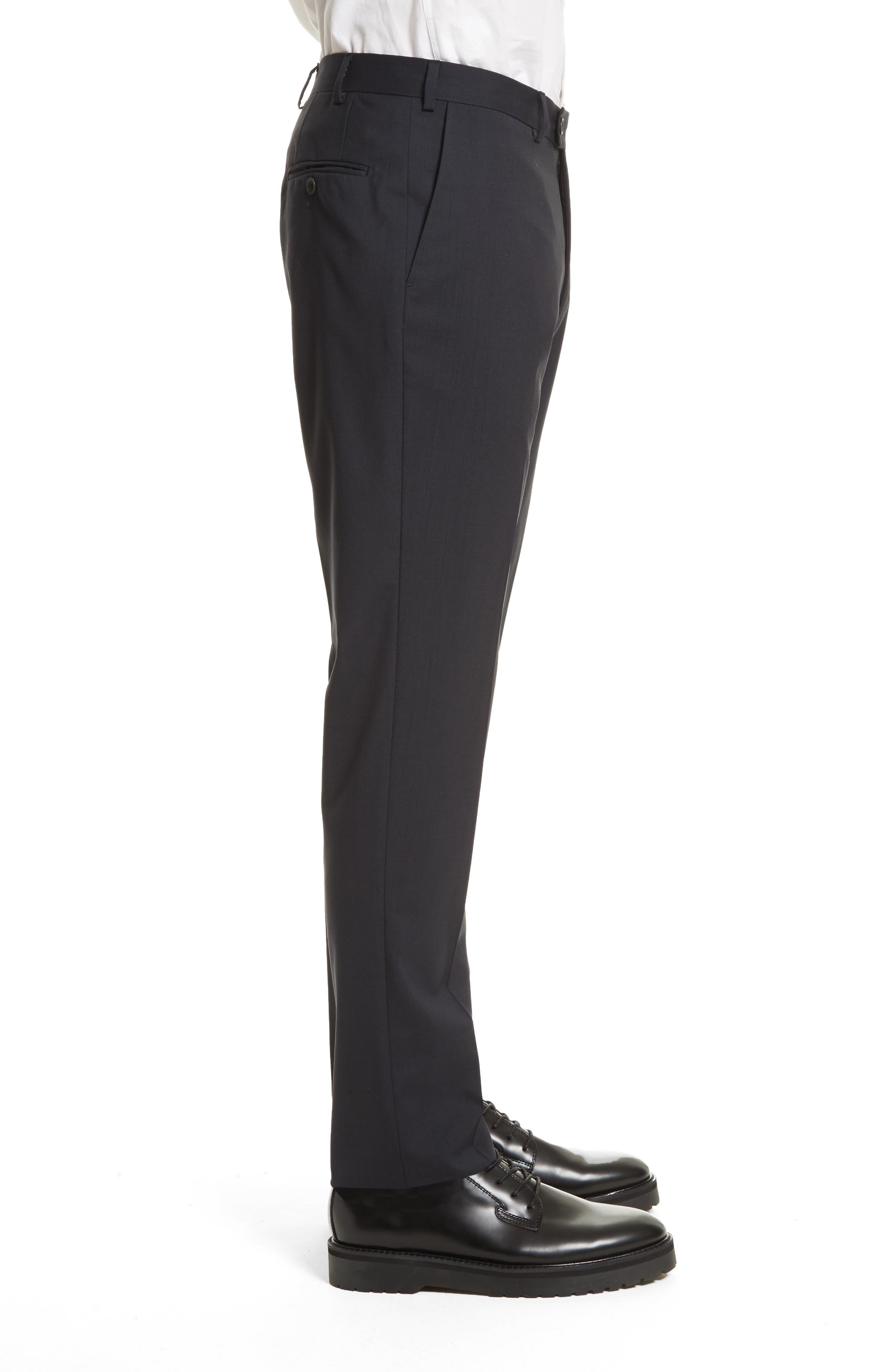 Alternate Image 3  - Lanvin Tropical Wool Suit Trousers