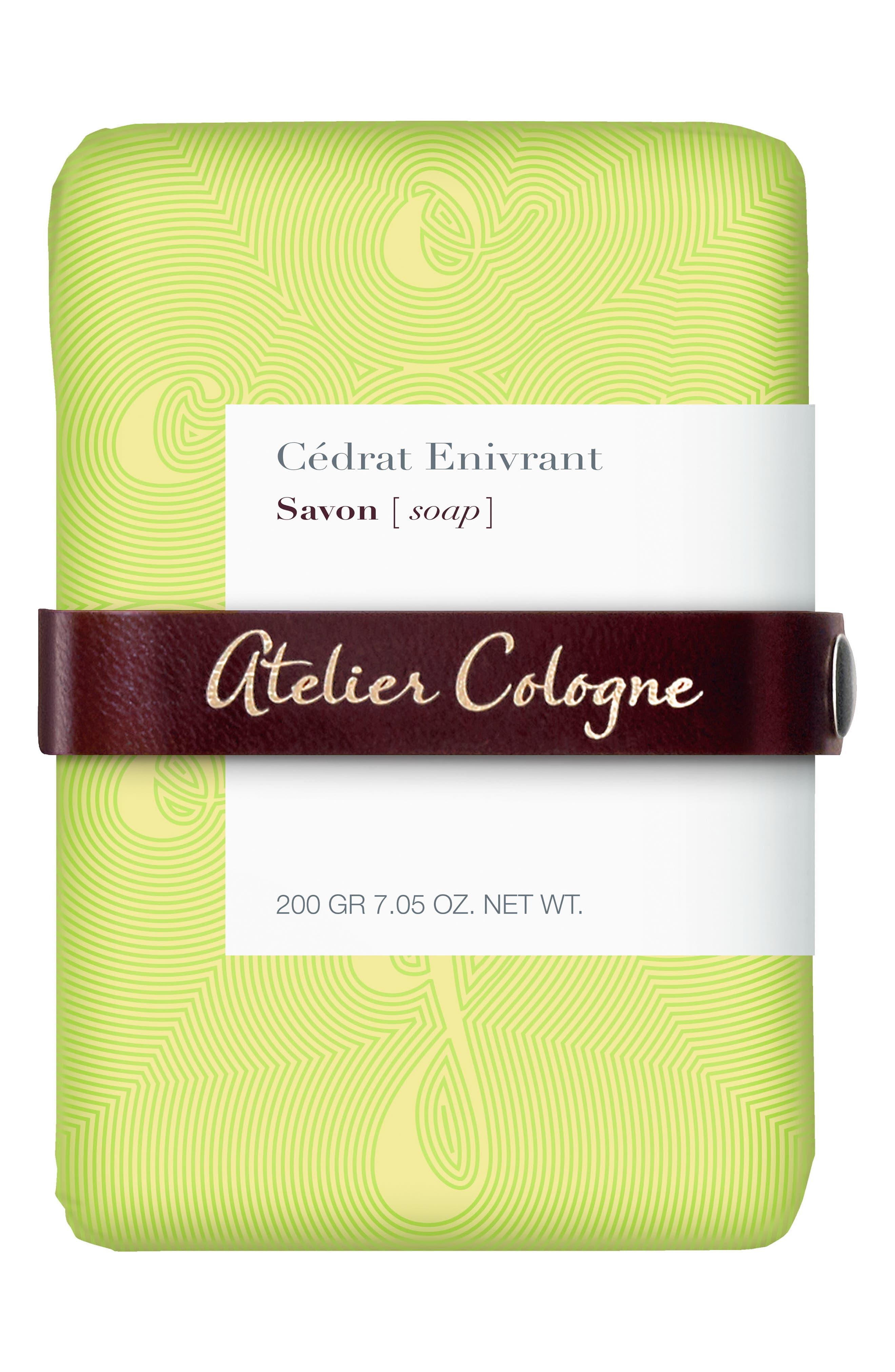 Alternate Image 1 Selected - Atelier Cologne Cédrat Envirant Soap