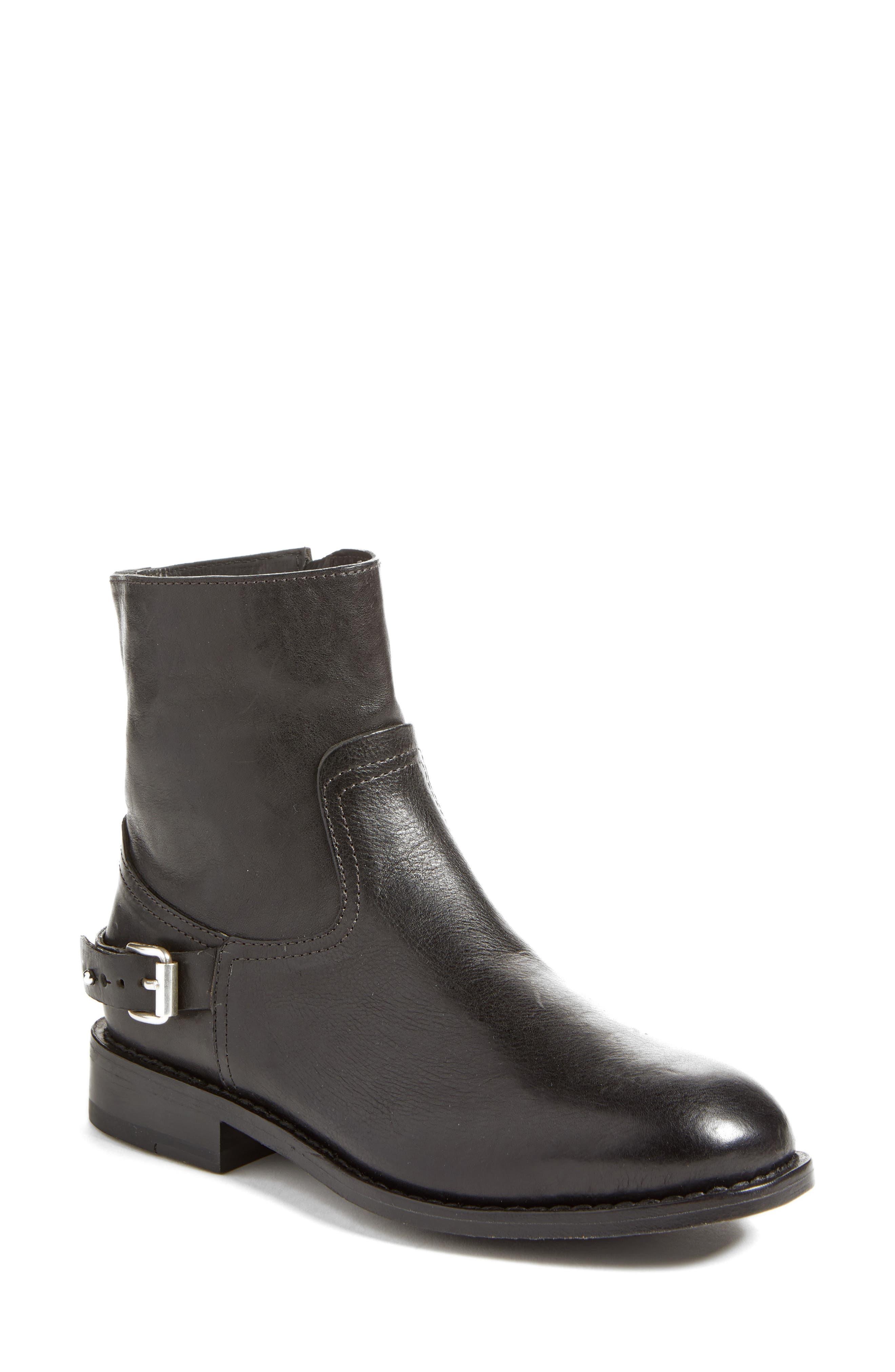 Alternate Image 1 Selected - rag & bone Moto Boot (Women)