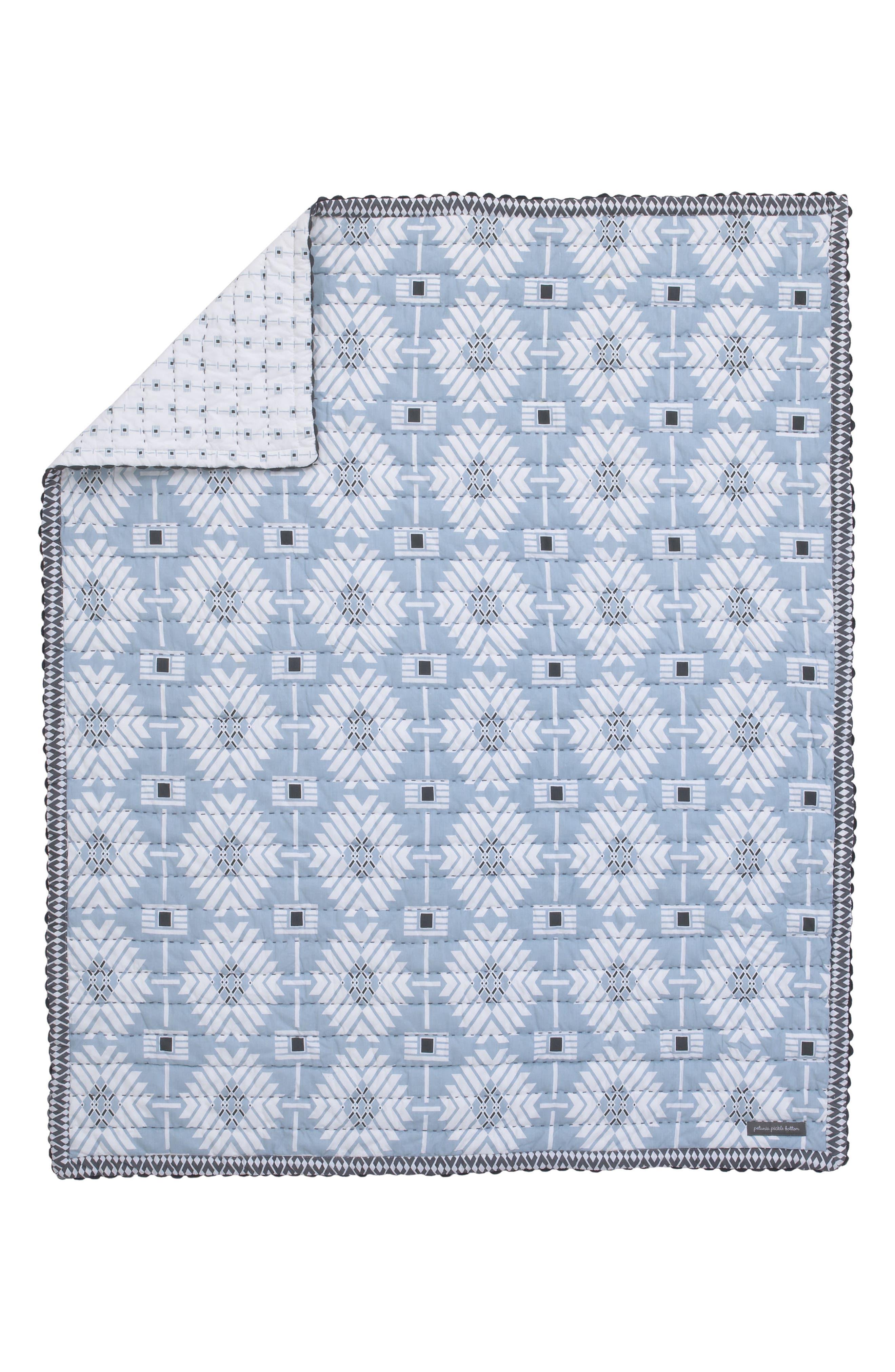 Southwest Skies 3-Piece Bedding Set,                             Alternate thumbnail 2, color,                             Light Blue