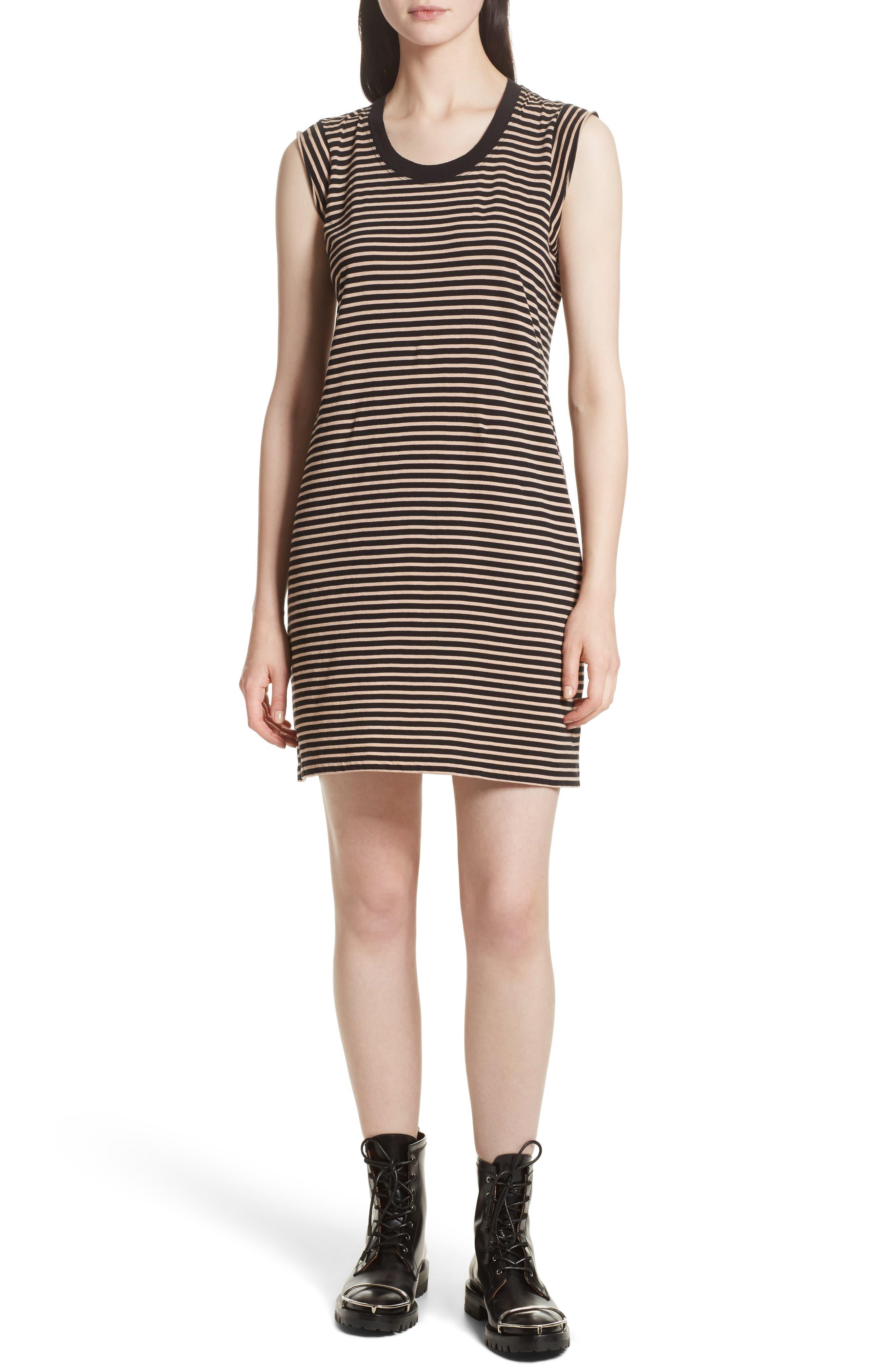 T by Alexander Wang Superfine Jersey T-shirt Dress