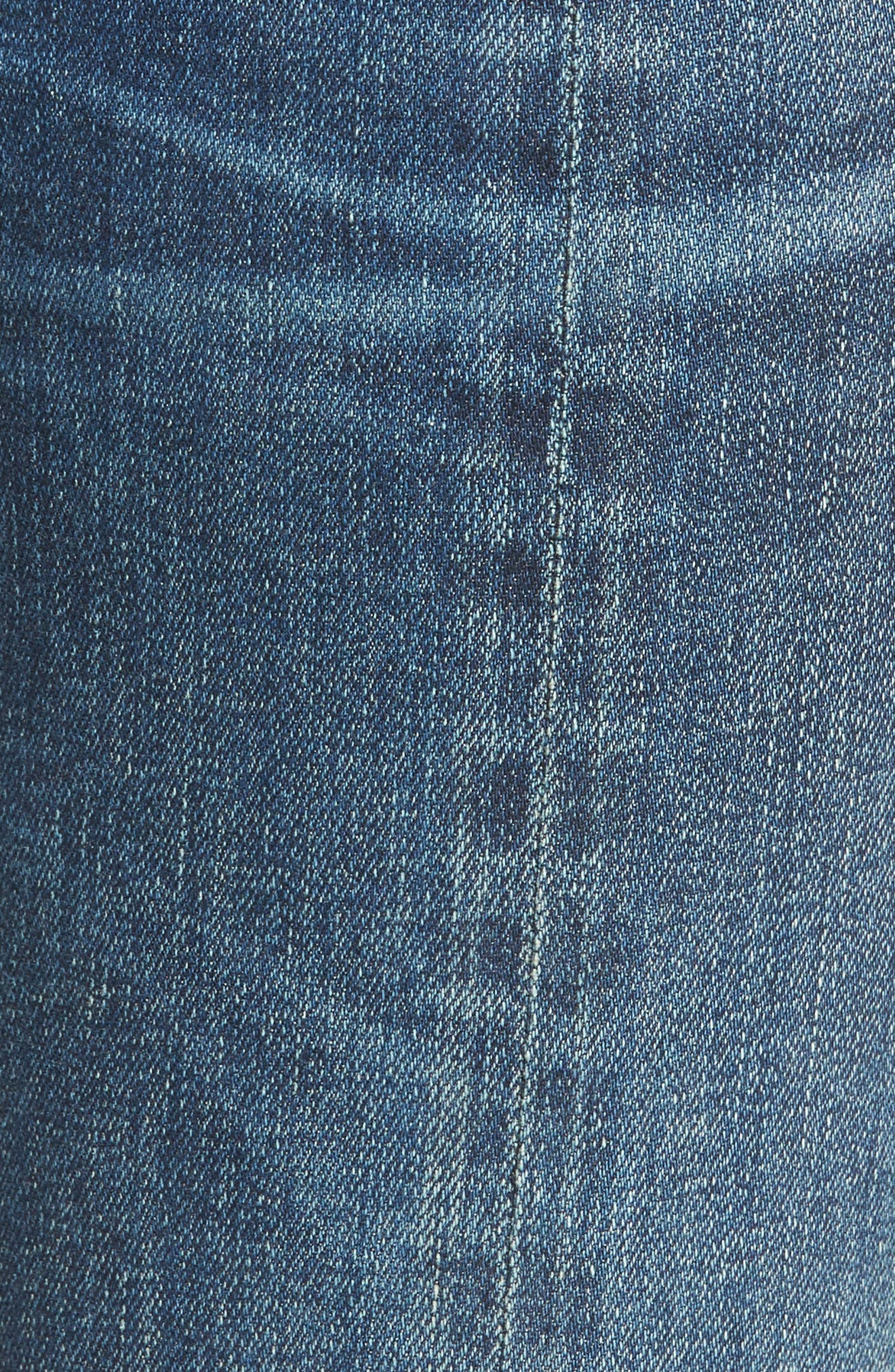 Alternate Image 6  - Citizens of Humanity Amari Step Hem Ankle Jeans (Alterra)