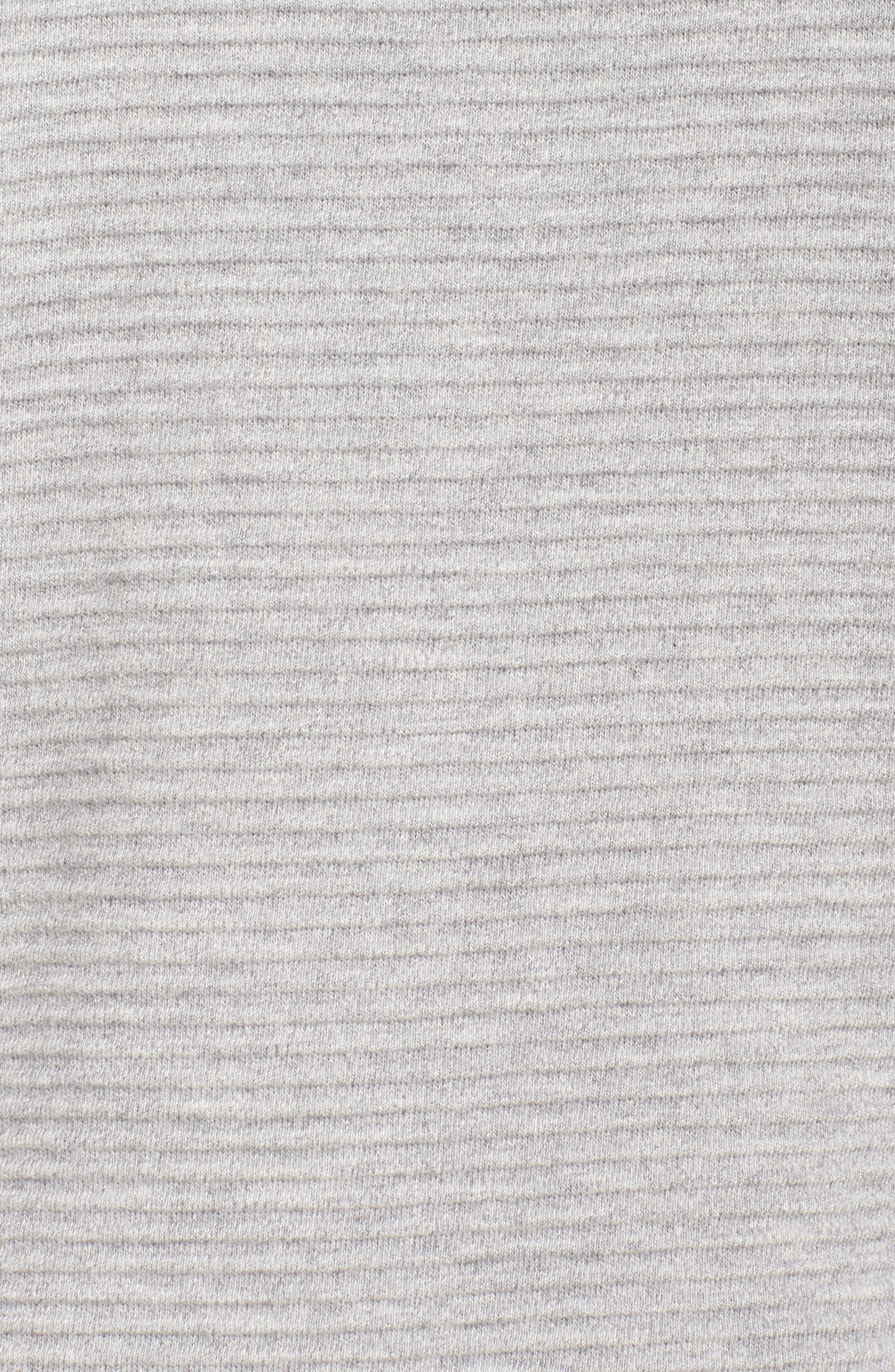 Originals EQT Sweatshirt,                             Alternate thumbnail 6, color,                             Medium Grey Heather