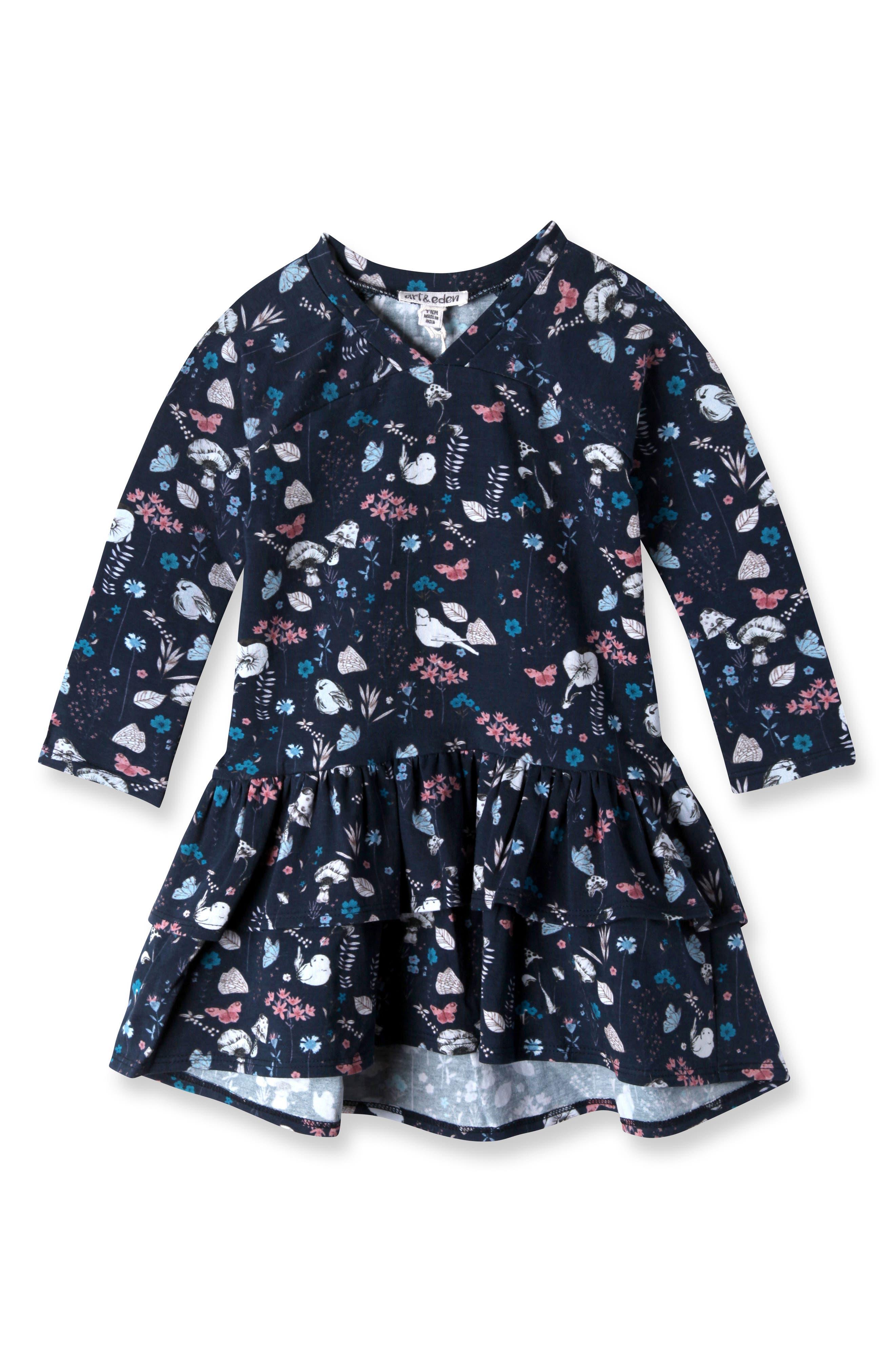 Art & Eden Julia Dress (Baby Girls)