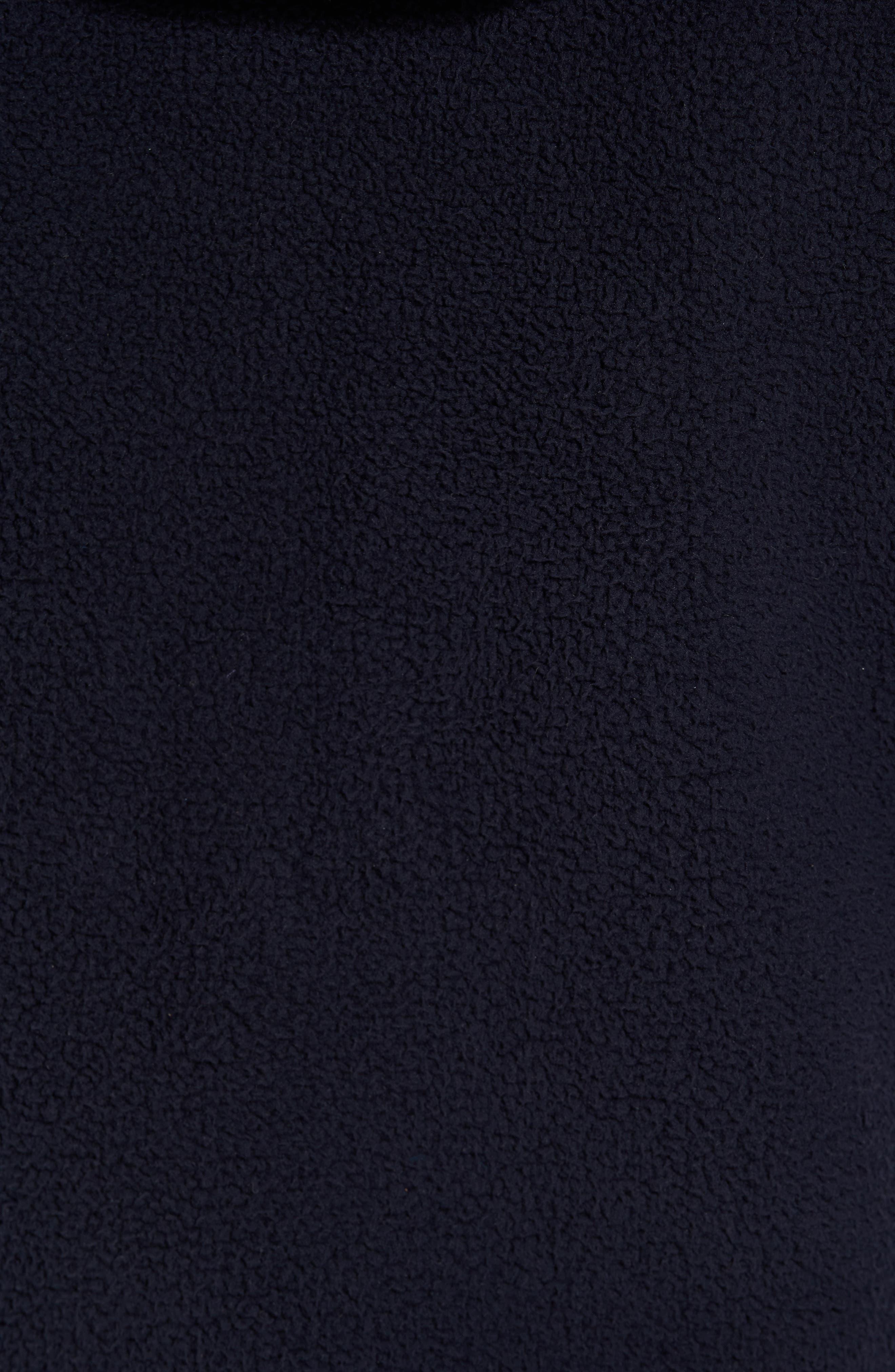 Alternate Image 5  - Vince Reversible Hooded Faux Shearling Vest