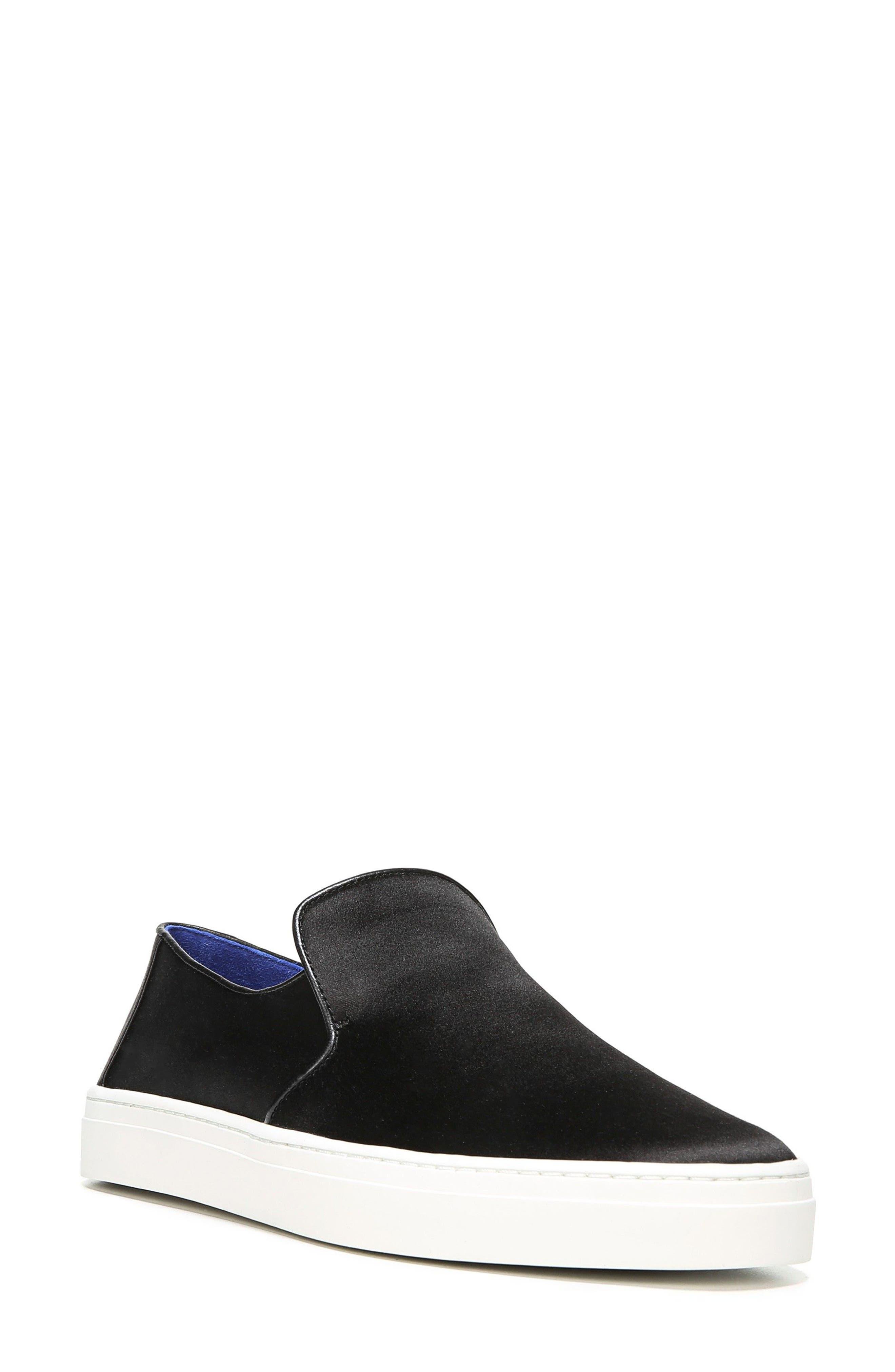 Budapest Slip-On Sneaker,                             Main thumbnail 1, color,                             Black
