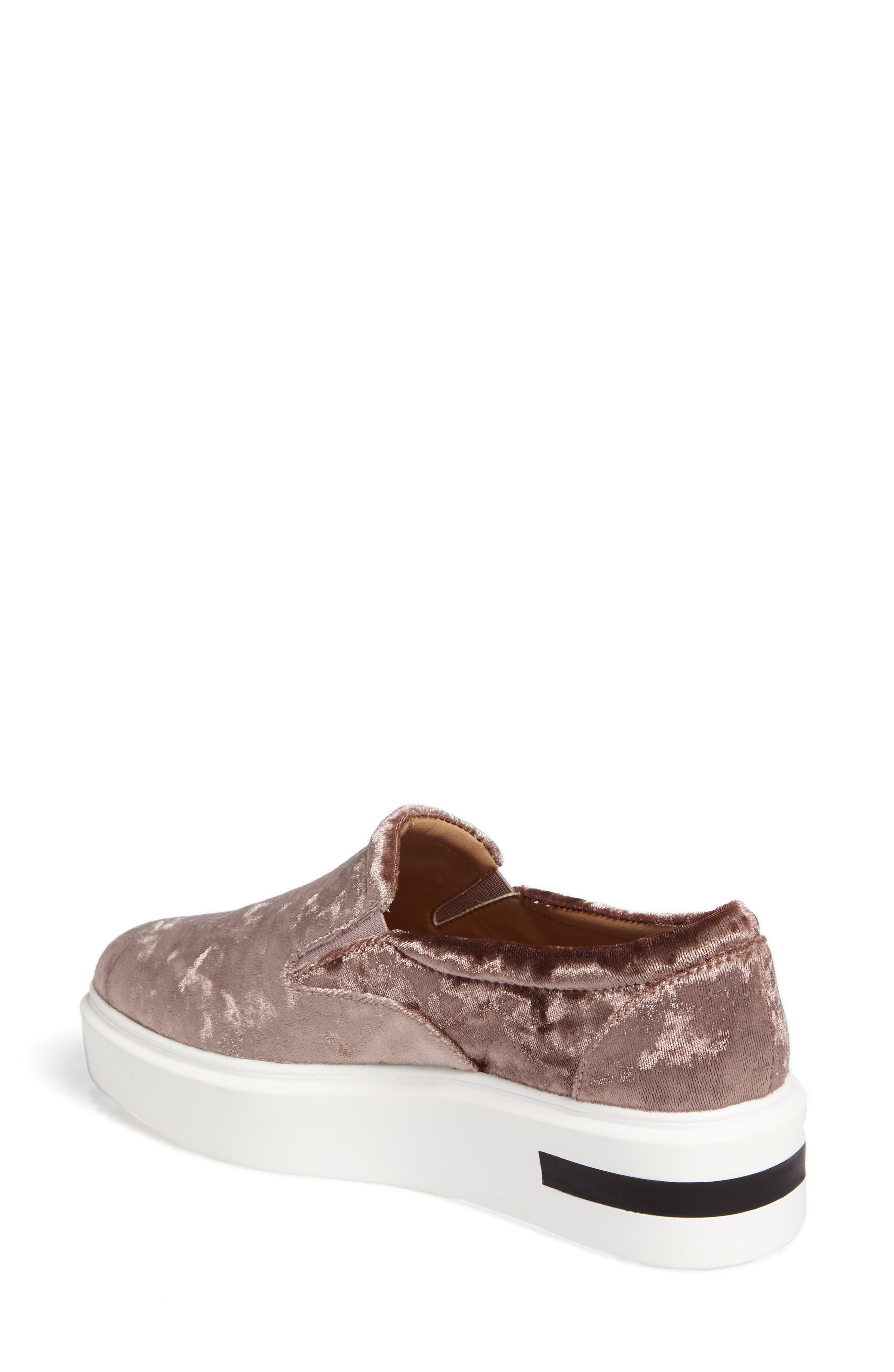 Alternate Image 2  - Linea Paolo Fairfax Platform Sneaker (Women)
