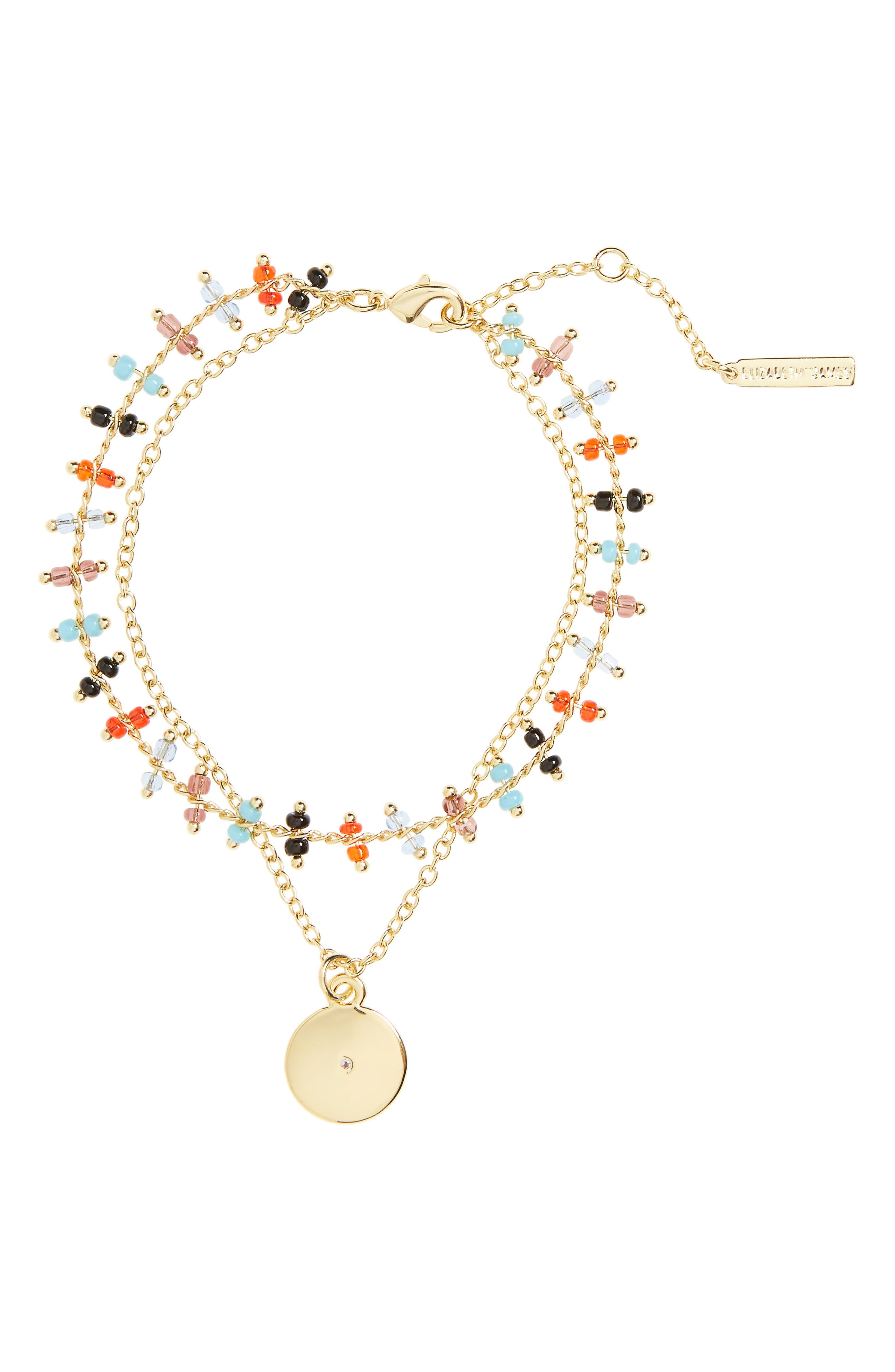 ELIZABETH AND JAMES Rosa Marie Multistrand Bracelet