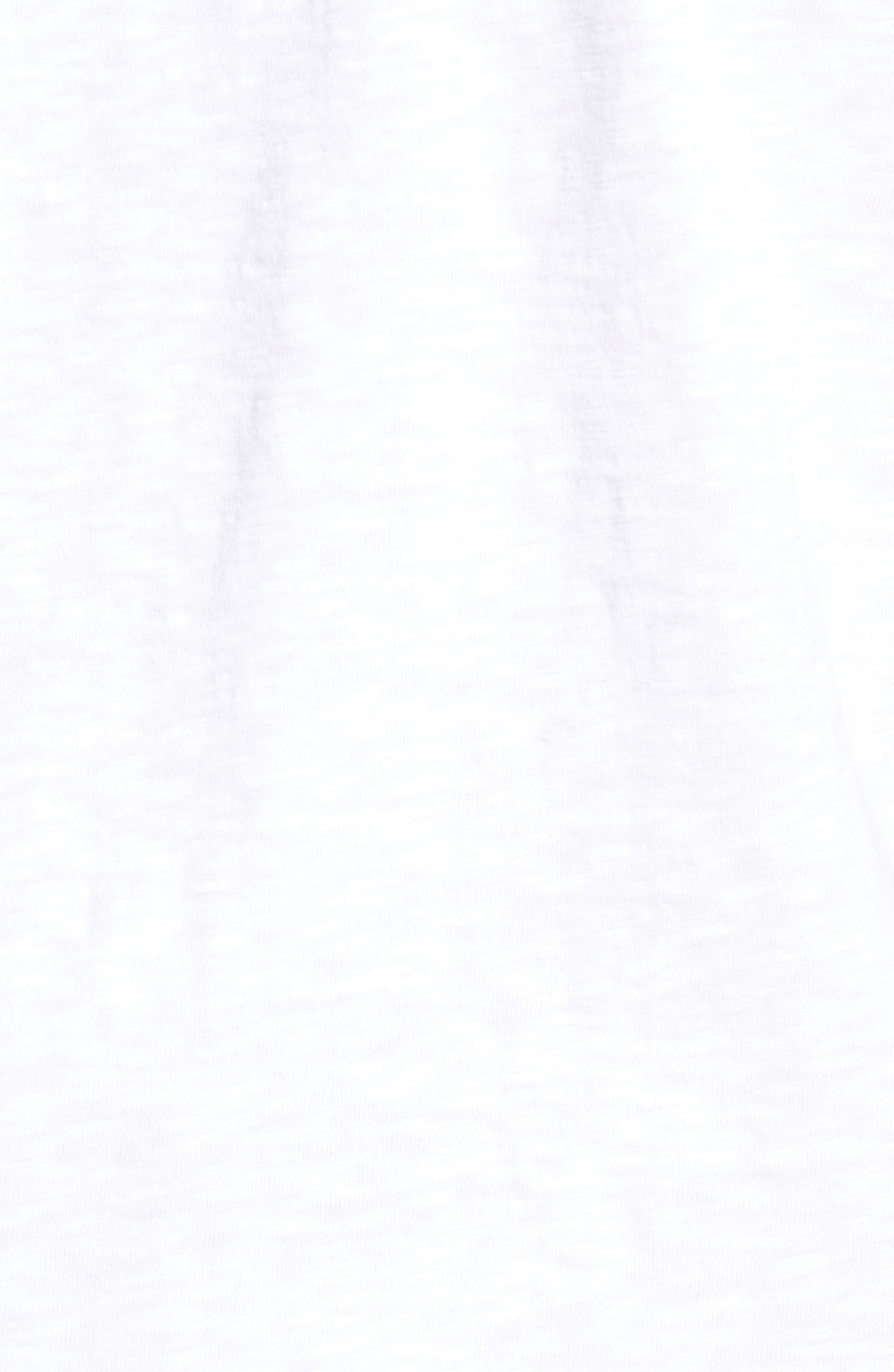Love Hands Graphic T-Shirt,                             Alternate thumbnail 6, color,                             White/ Black