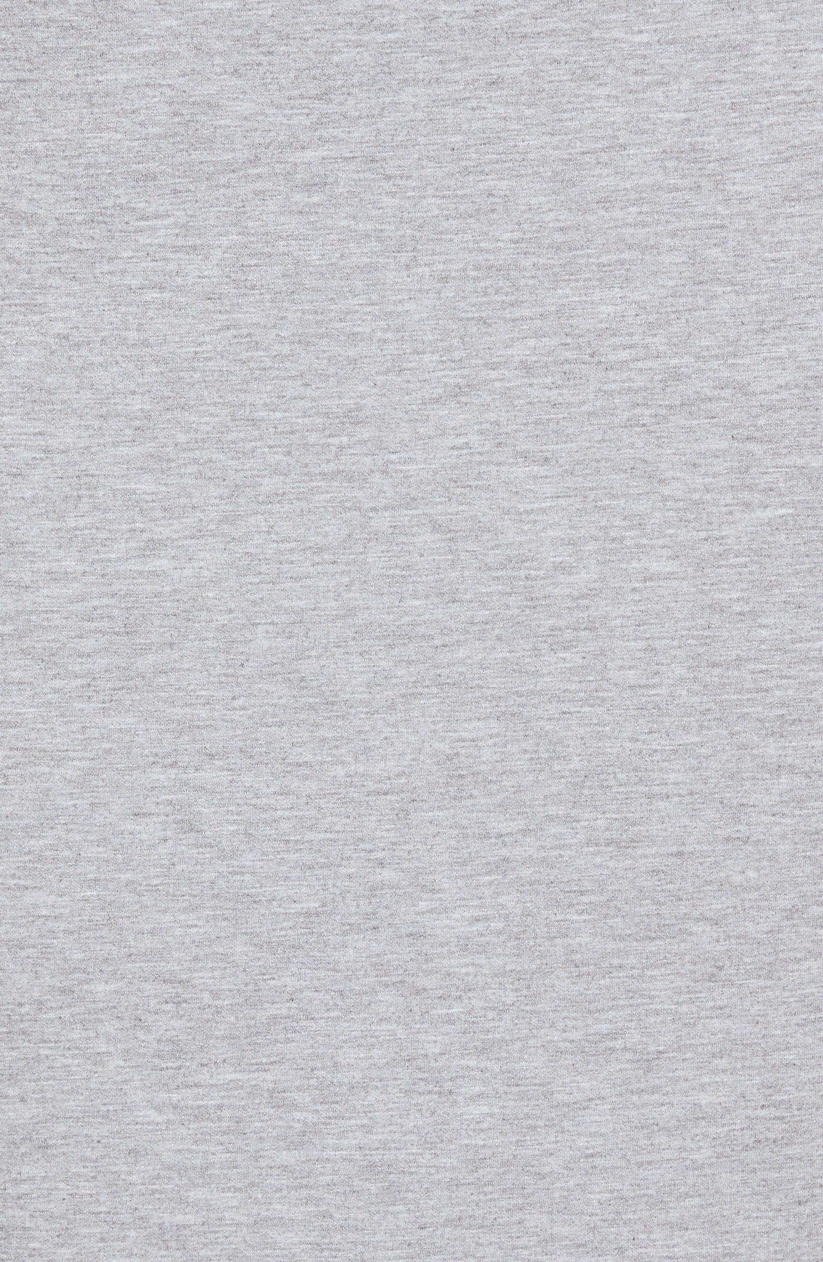 Alternate Image 5  - Halogen® Neoprene Knit Pencil Skirt (Regular & Petite)