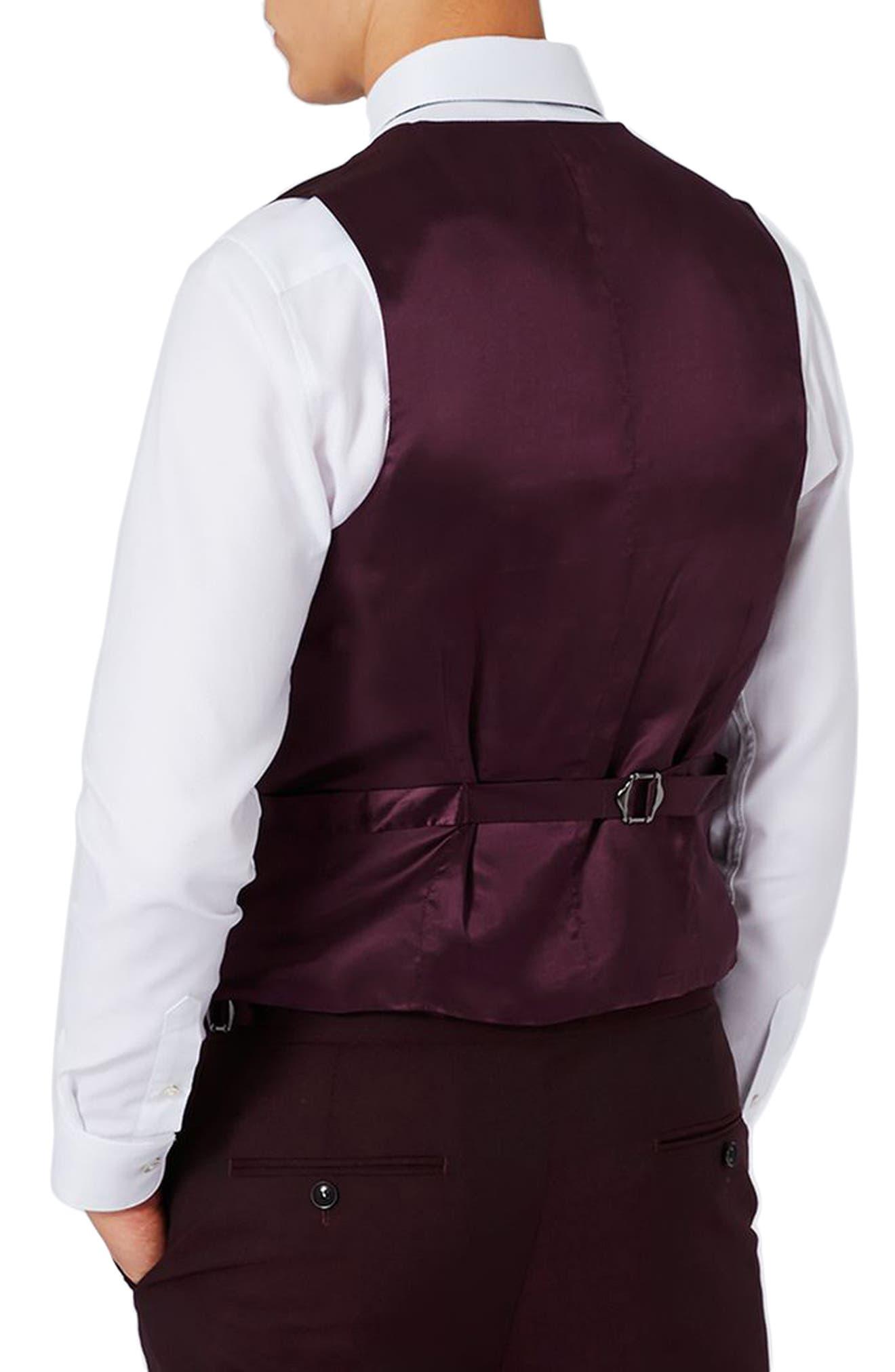 Alternate Image 3  - Charlie Casely-Hayford x Topman Skinny Fit Vest