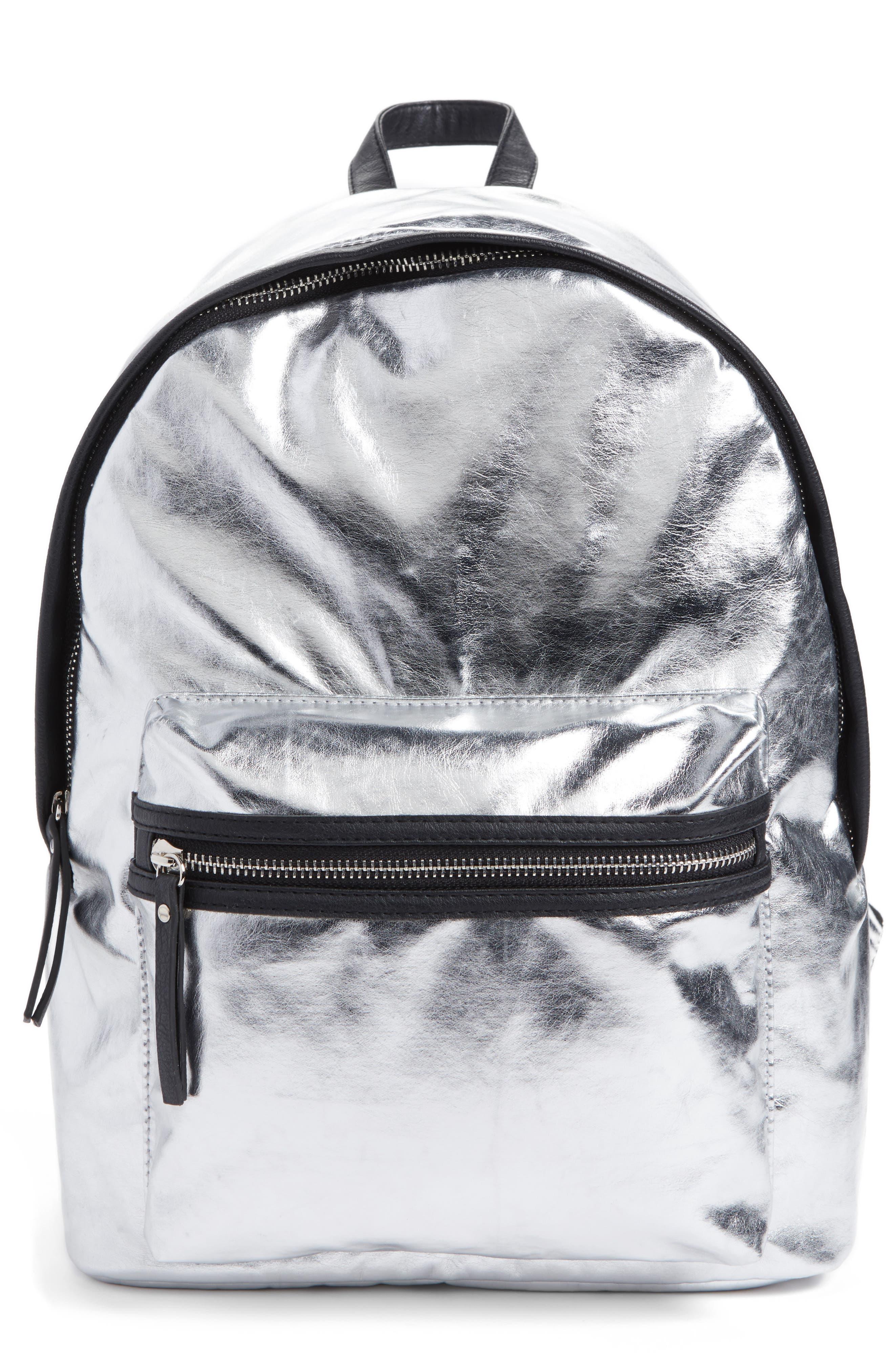Tucker + Tate Metallic Backpack (Kids)