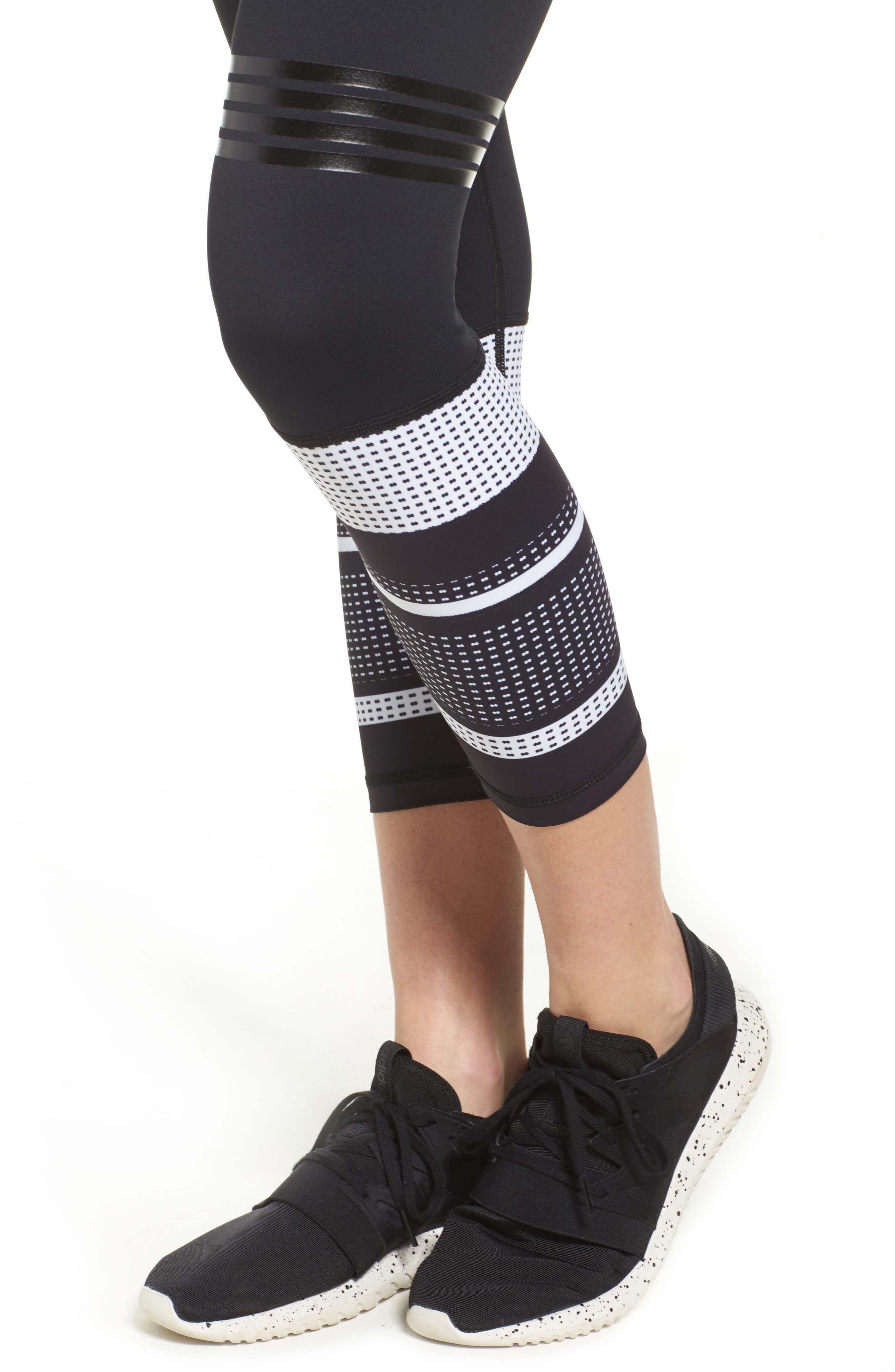 Alternate Image 4  - Lilybod Mikie Midi Leggings