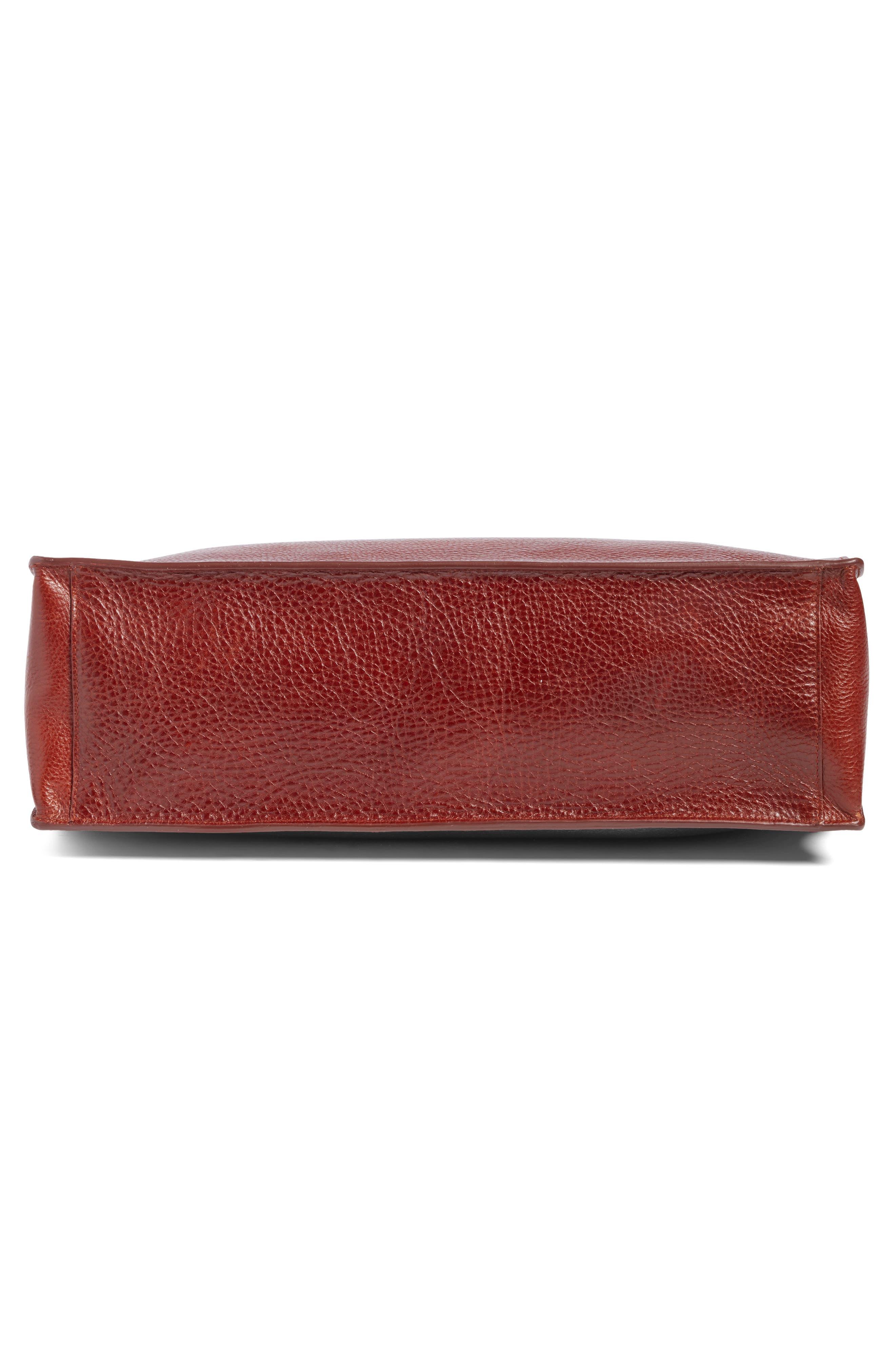 Alternate Image 6  - Saint Laurent Noe Glacé Moroder Leather Tote