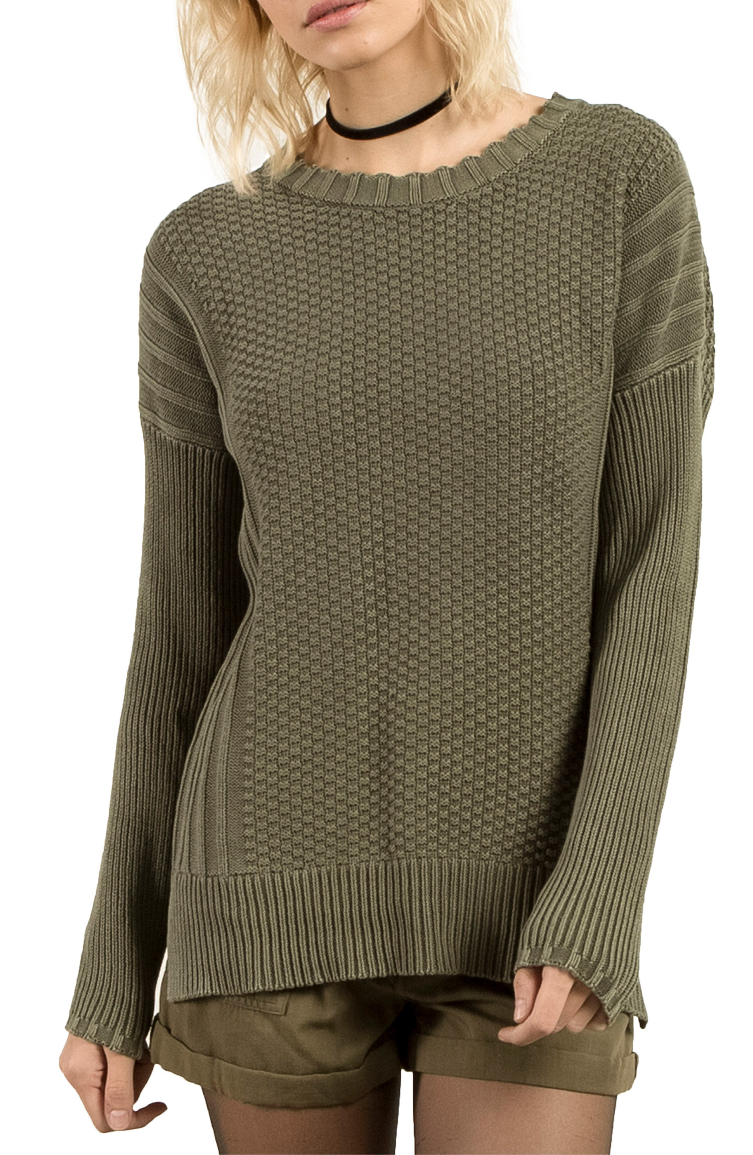 Volcom Twisted Mr Cotton Sweater